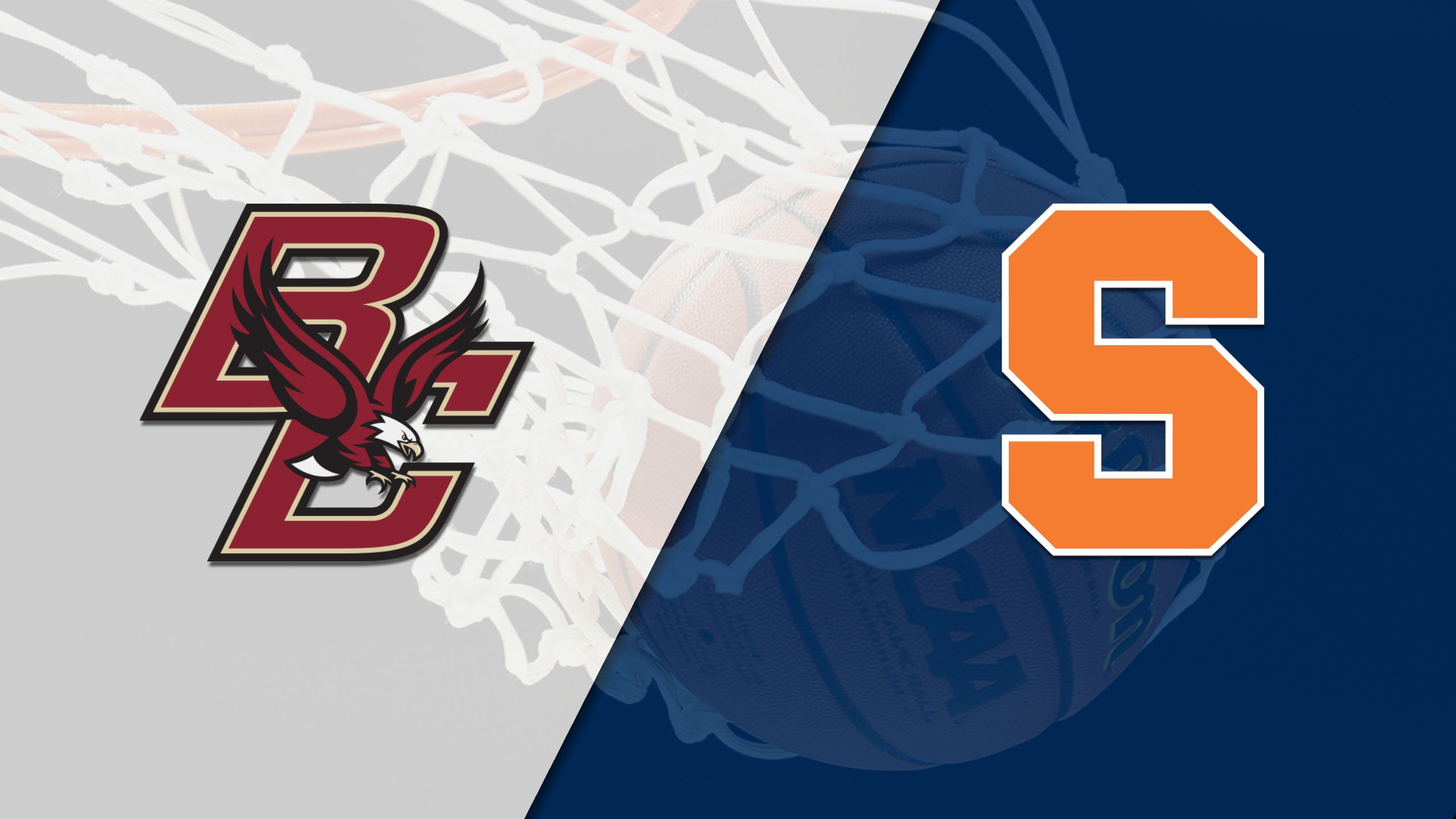 Boston College vs. Syracuse (W Basketball)