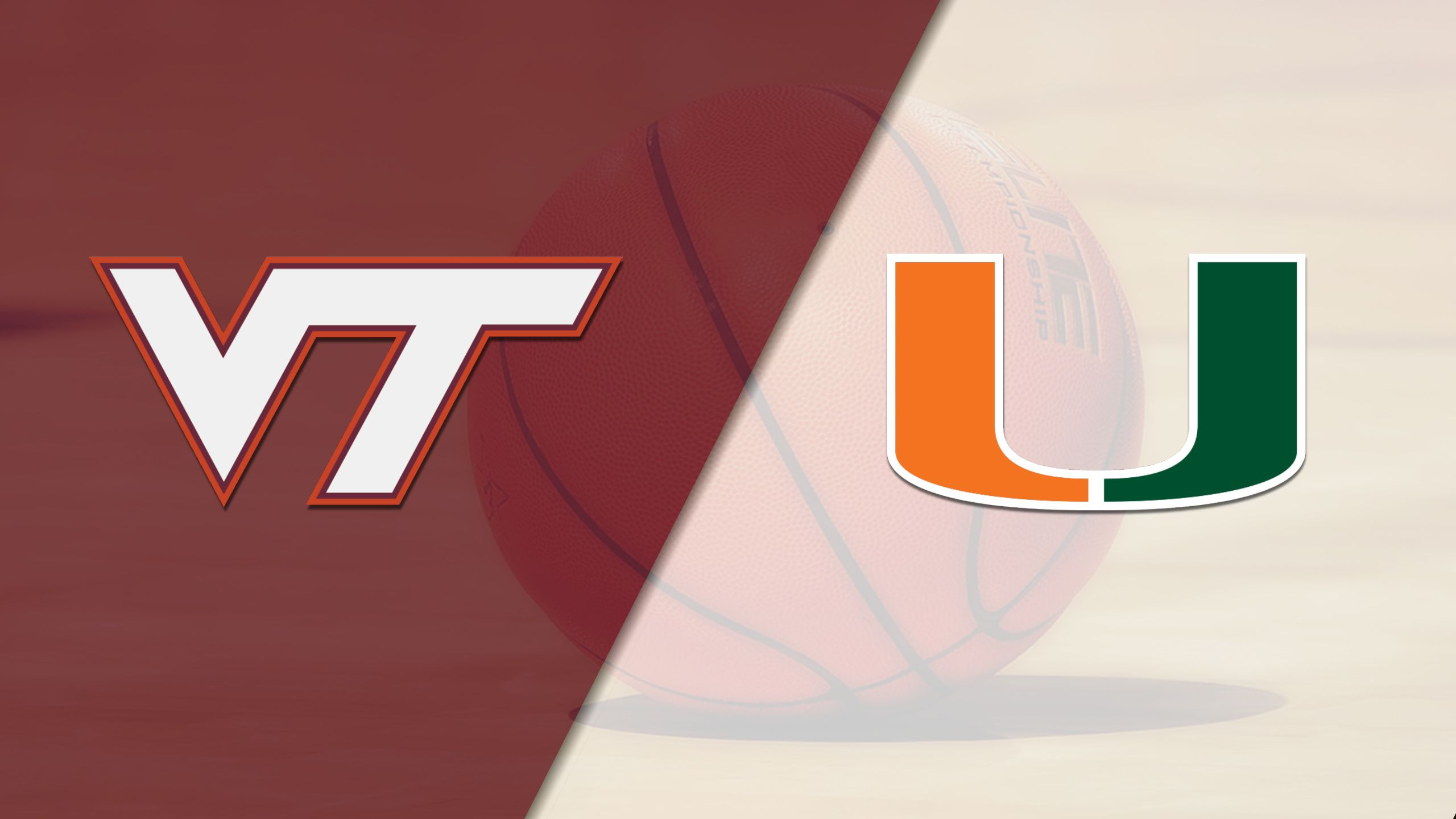 Virginia Tech vs. Miami (W Basketball)