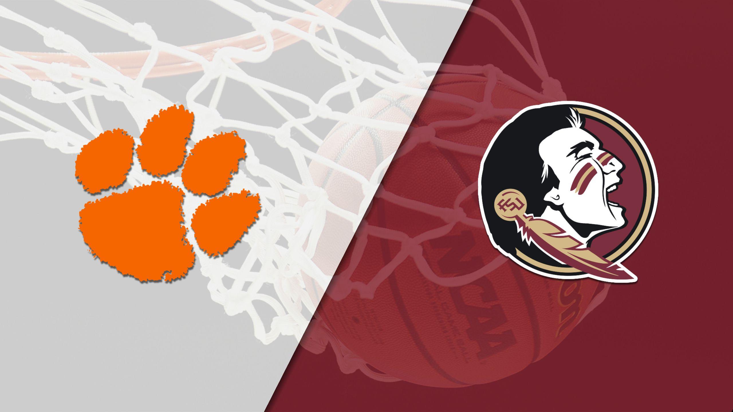 Clemson vs. #12 Florida State (W Basketball)