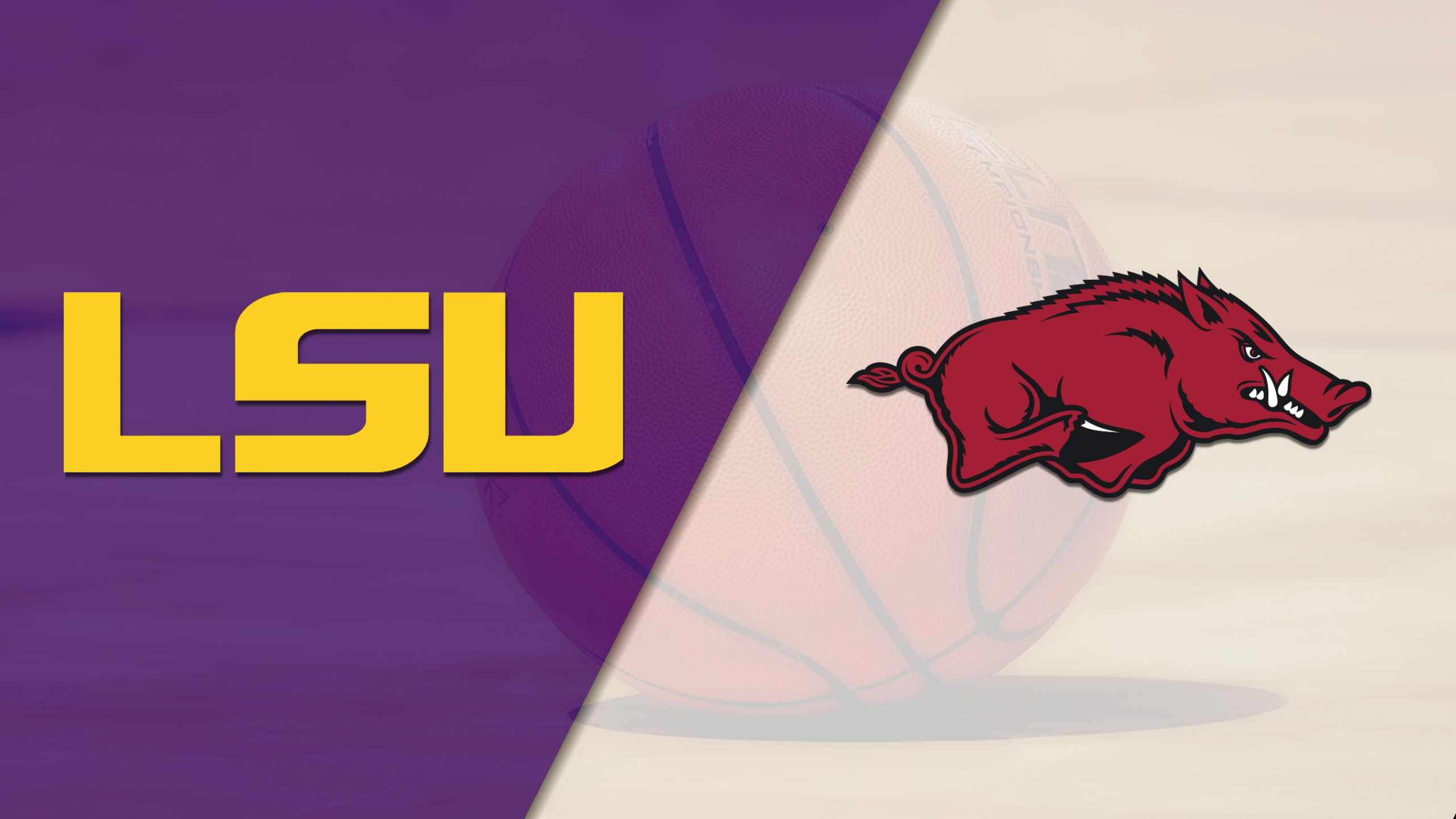 LSU vs. Arkansas (W Basketball)