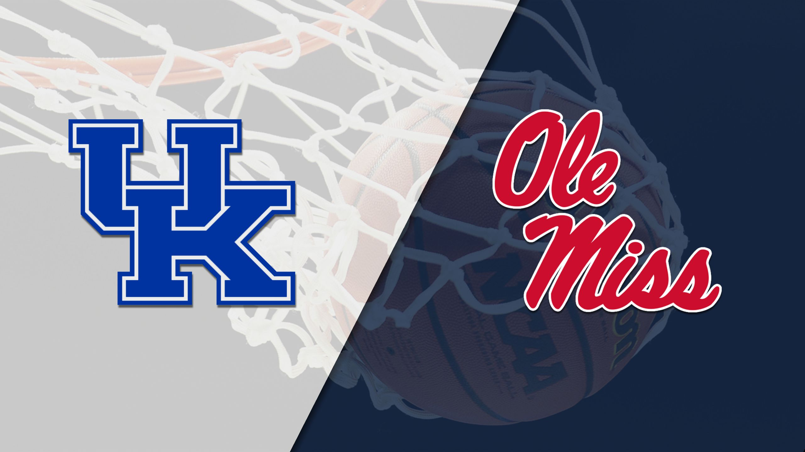 Kentucky vs. Ole Miss (W Basketball) (re-air)