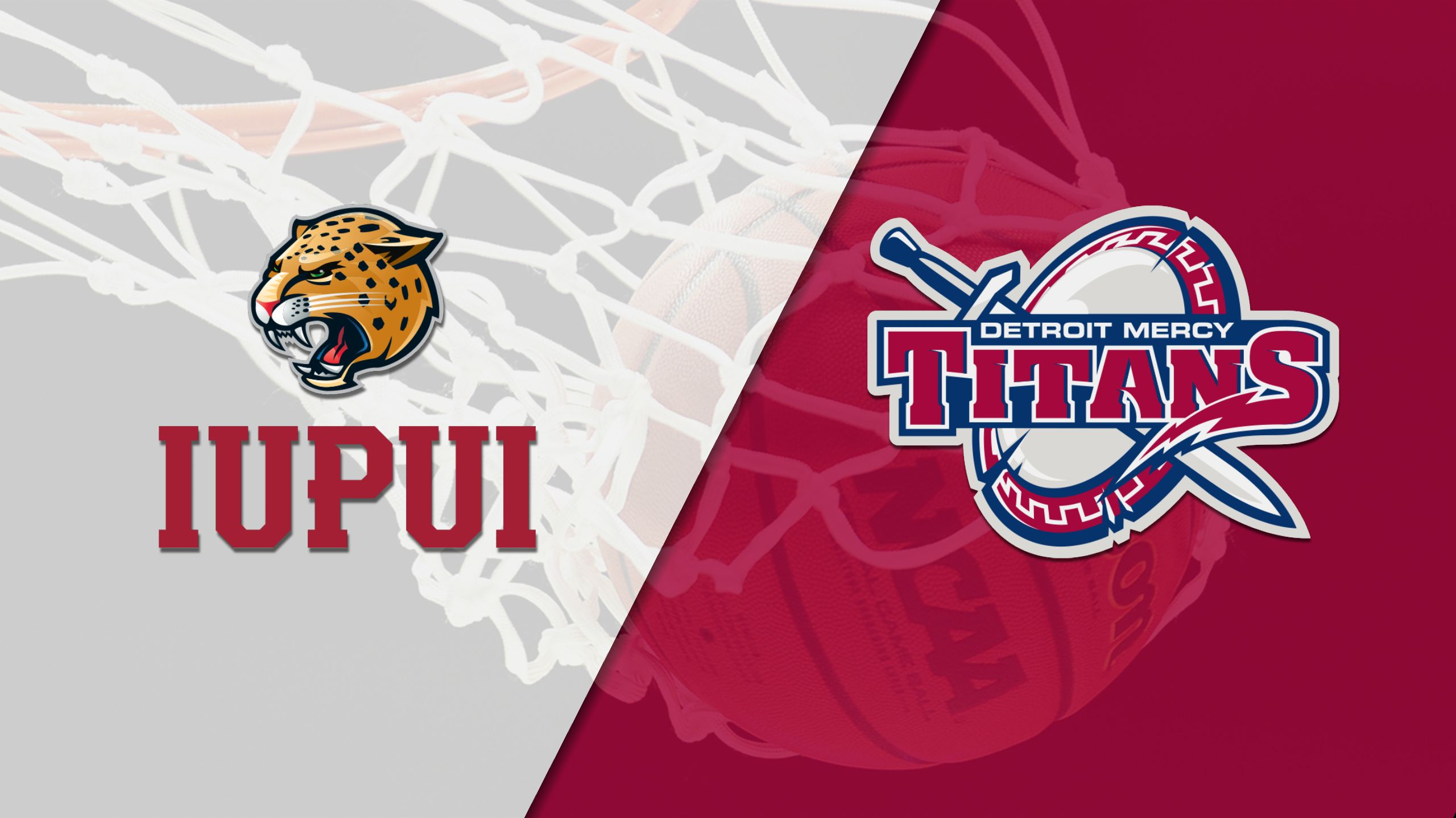 IUPUI vs. Detroit (W Basketball)