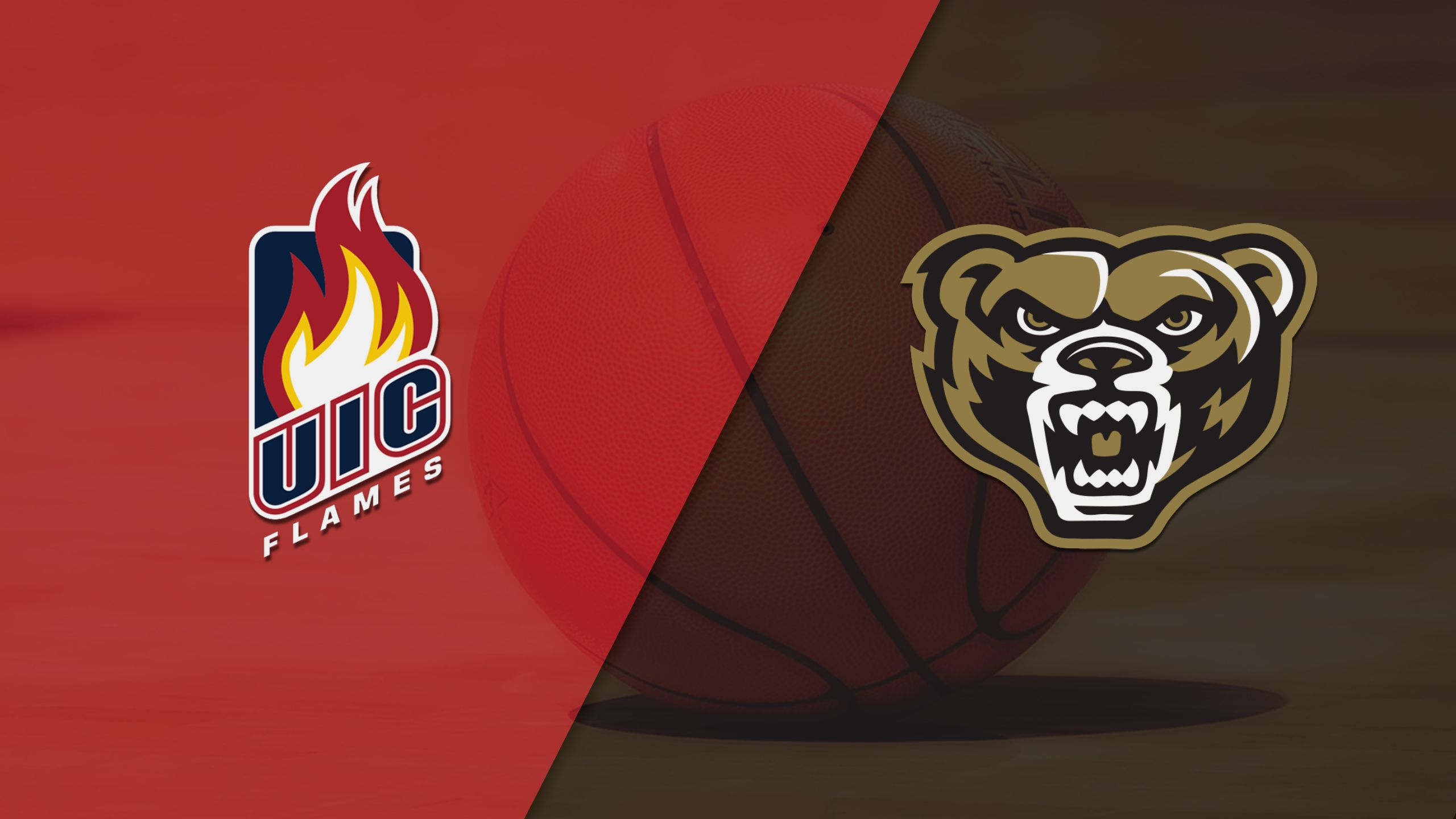 UIC vs. Oakland (W Basketball)