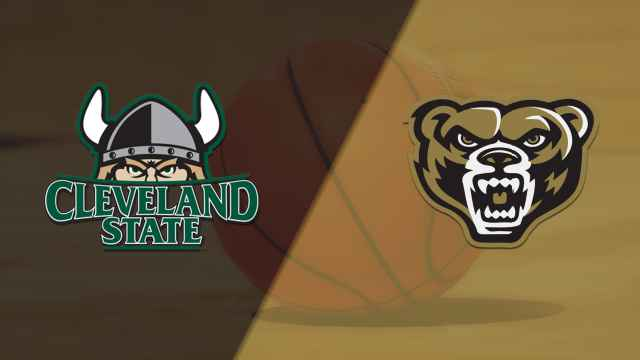 Cleveland State vs. Oakland (W Basketball)