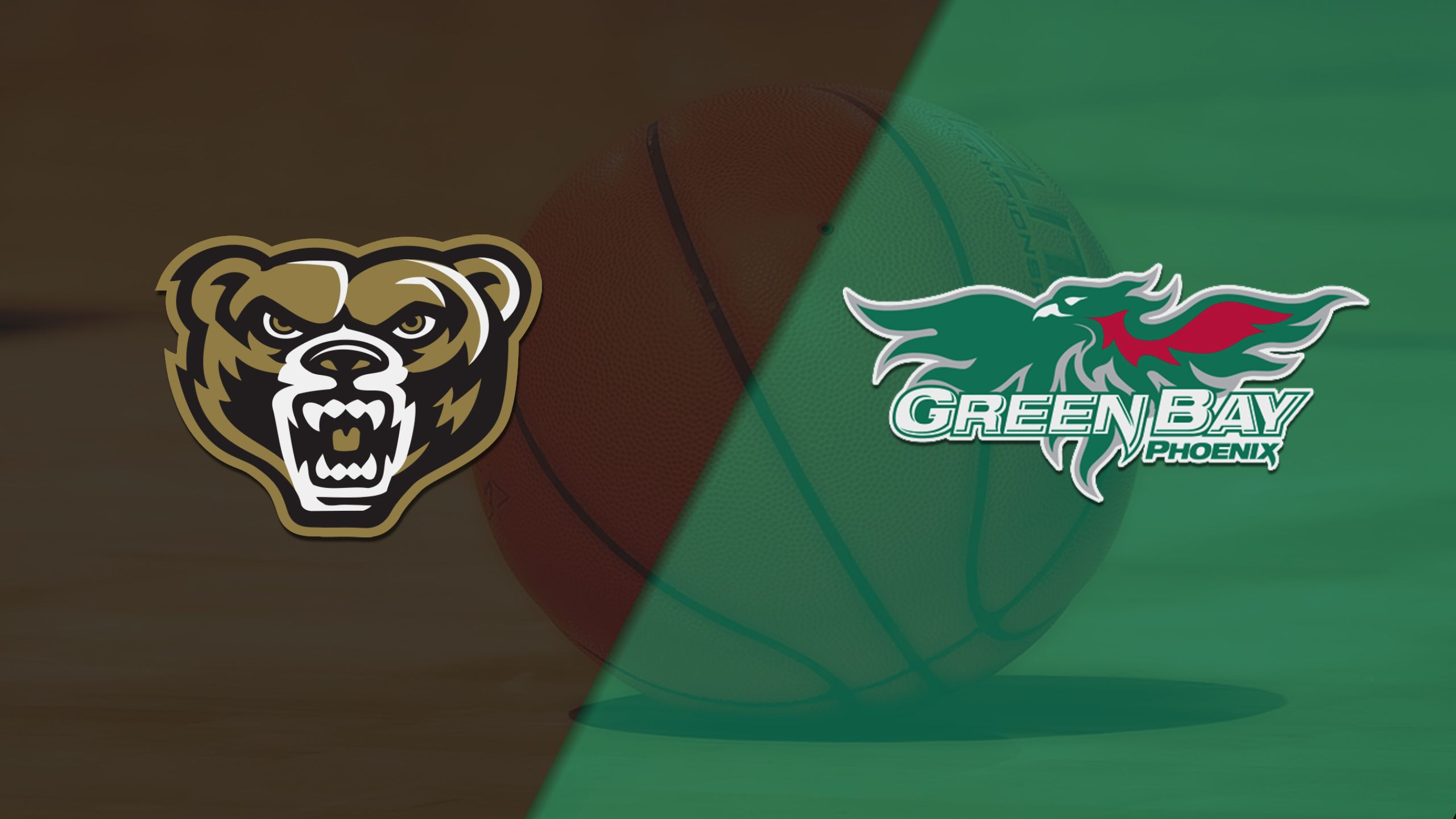 Oakland vs. #22 Green Bay (W Basketball)