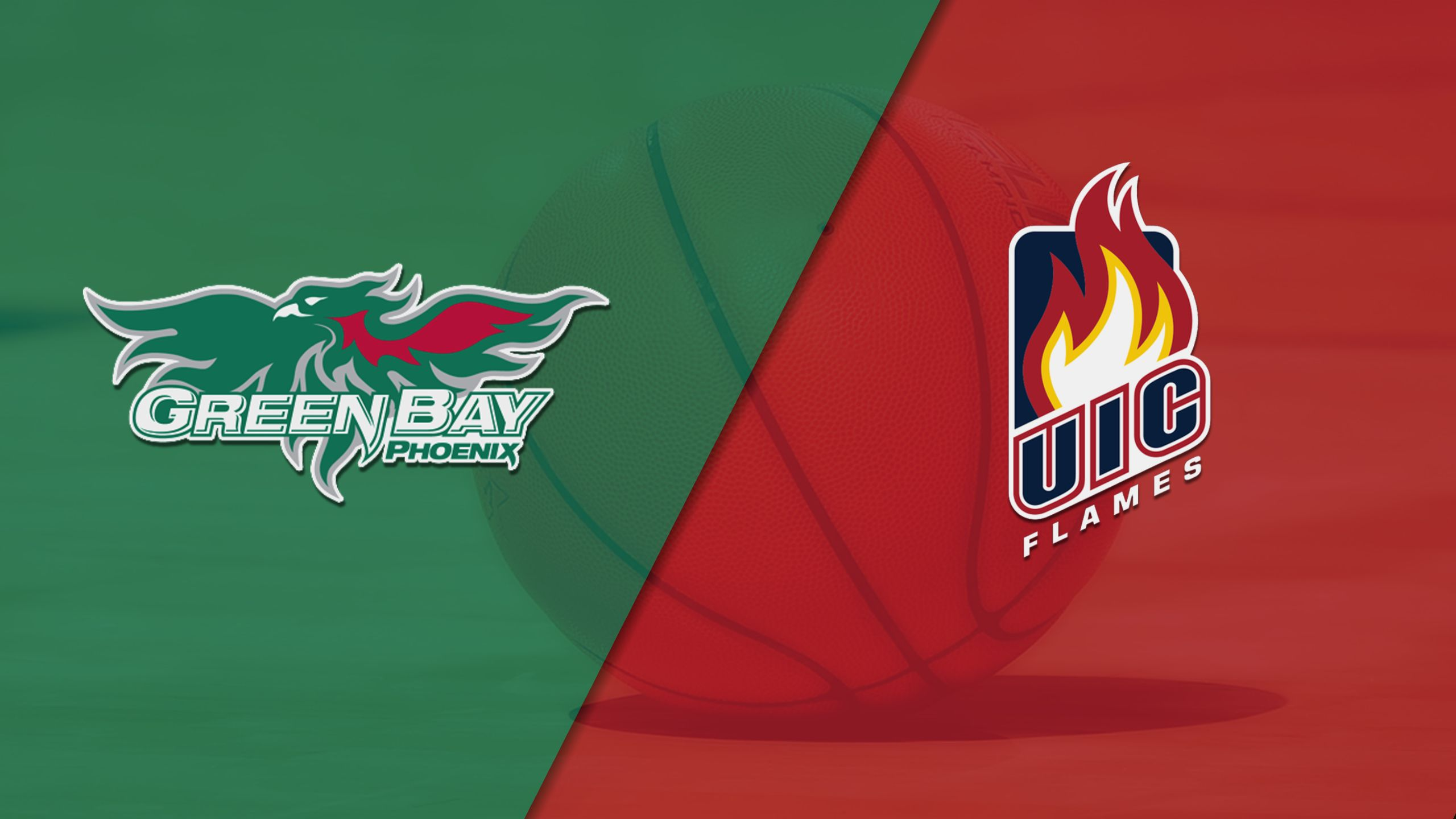 #22 Green Bay vs. UIC (W Basketball)