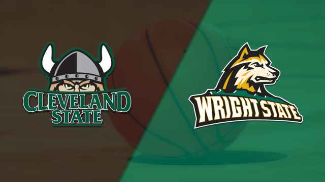 Cleveland State vs. Wright State (W Basketball)