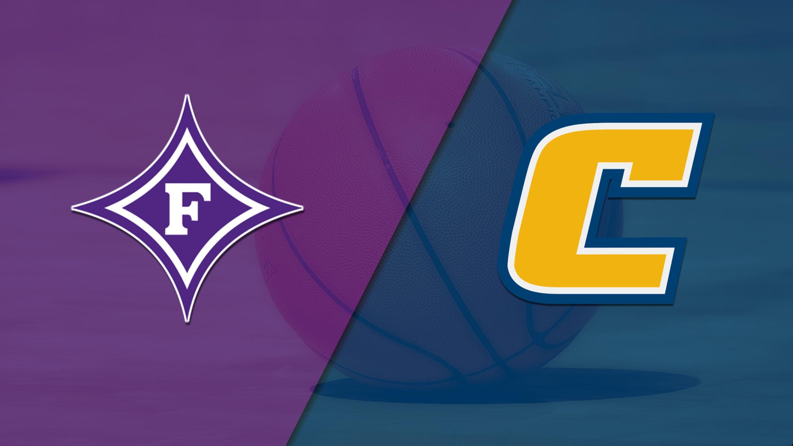 Furman vs. Chattanooga (W Basketball)