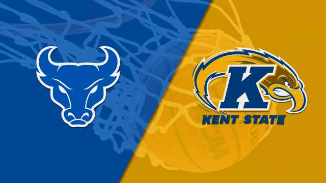 Buffalo vs. Kent State (W Basketball)