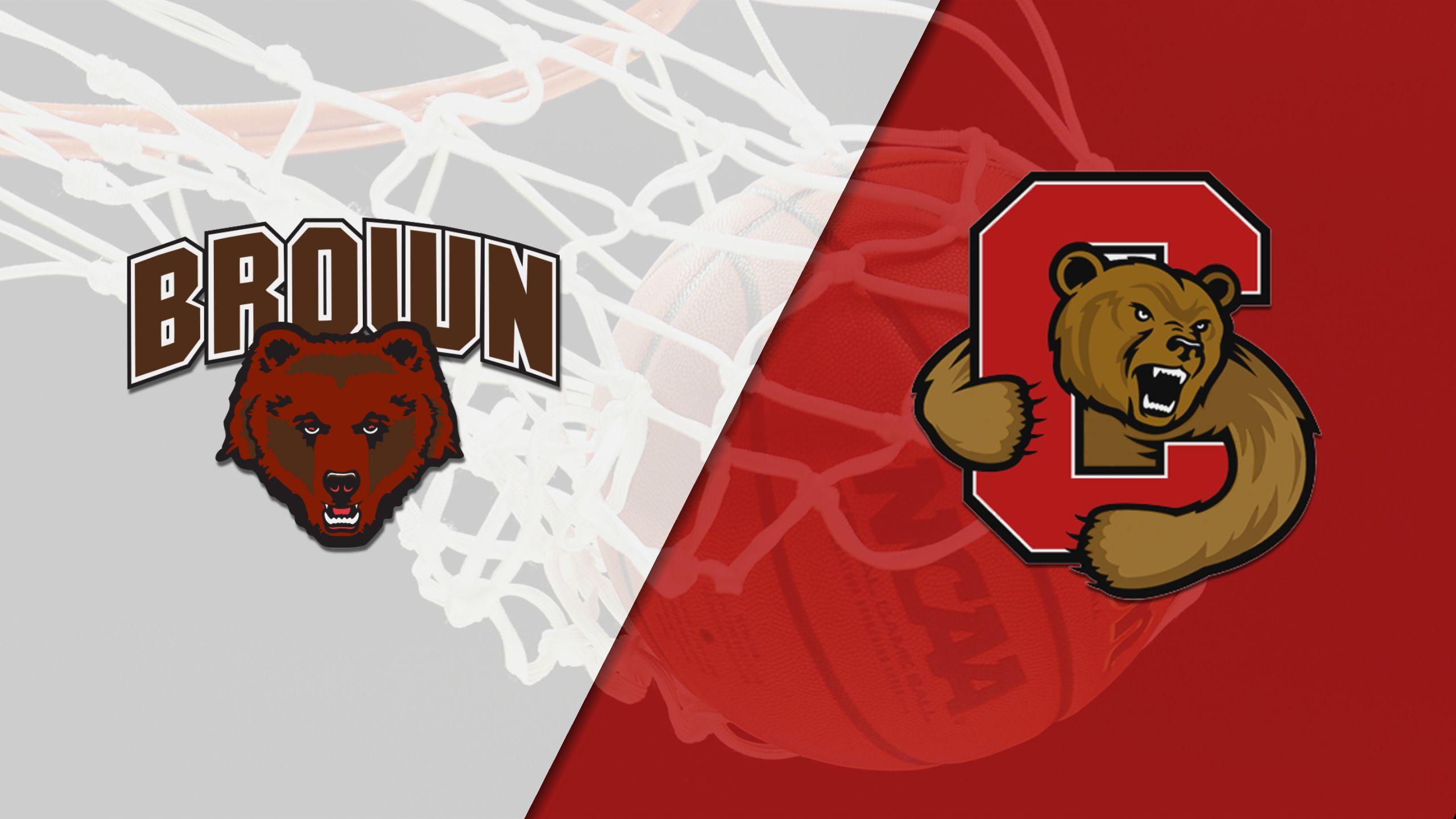 Brown vs. Cornell (W Basketball)