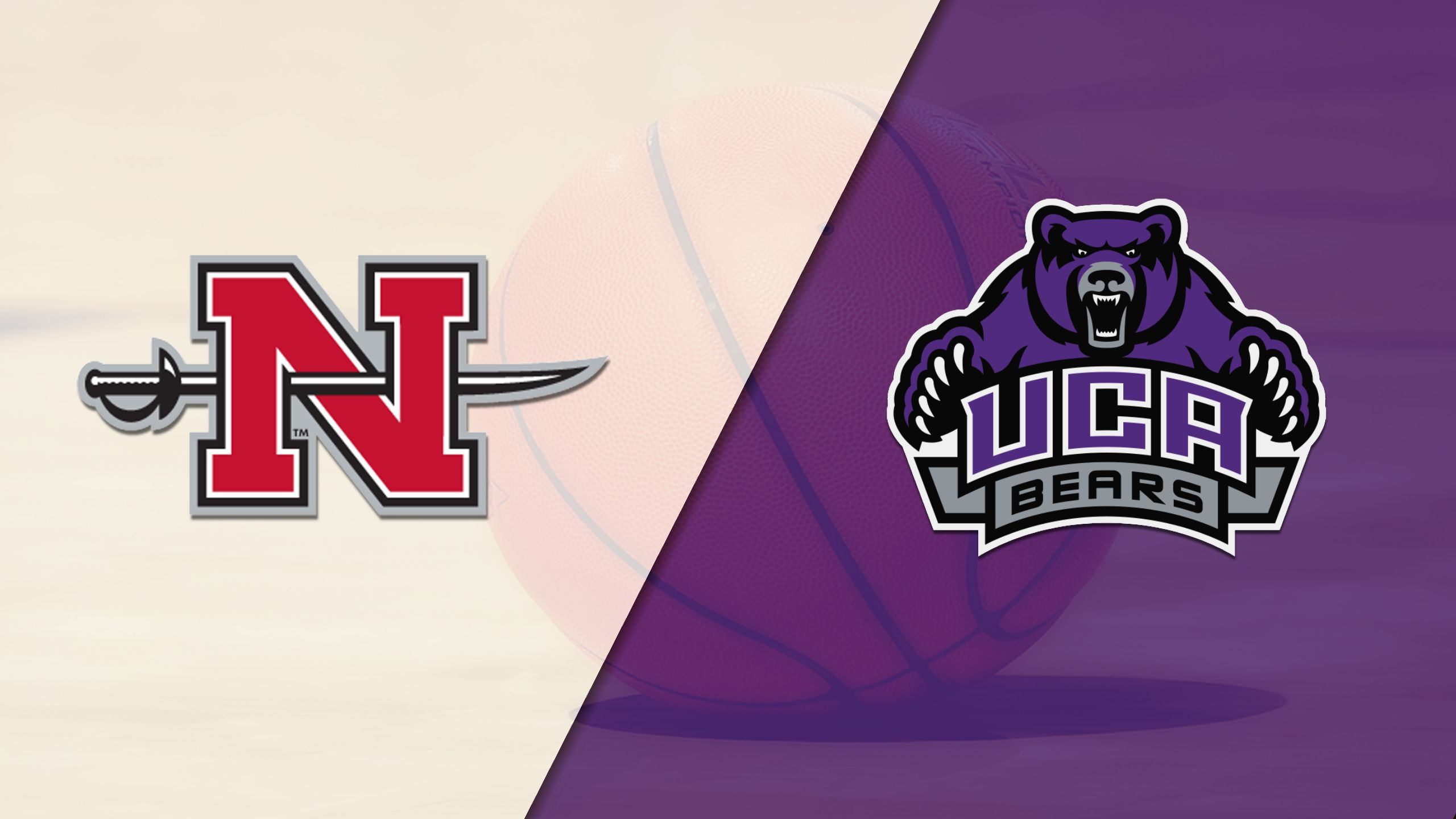 Nicholls vs. Central Arkansas (W Basketball)