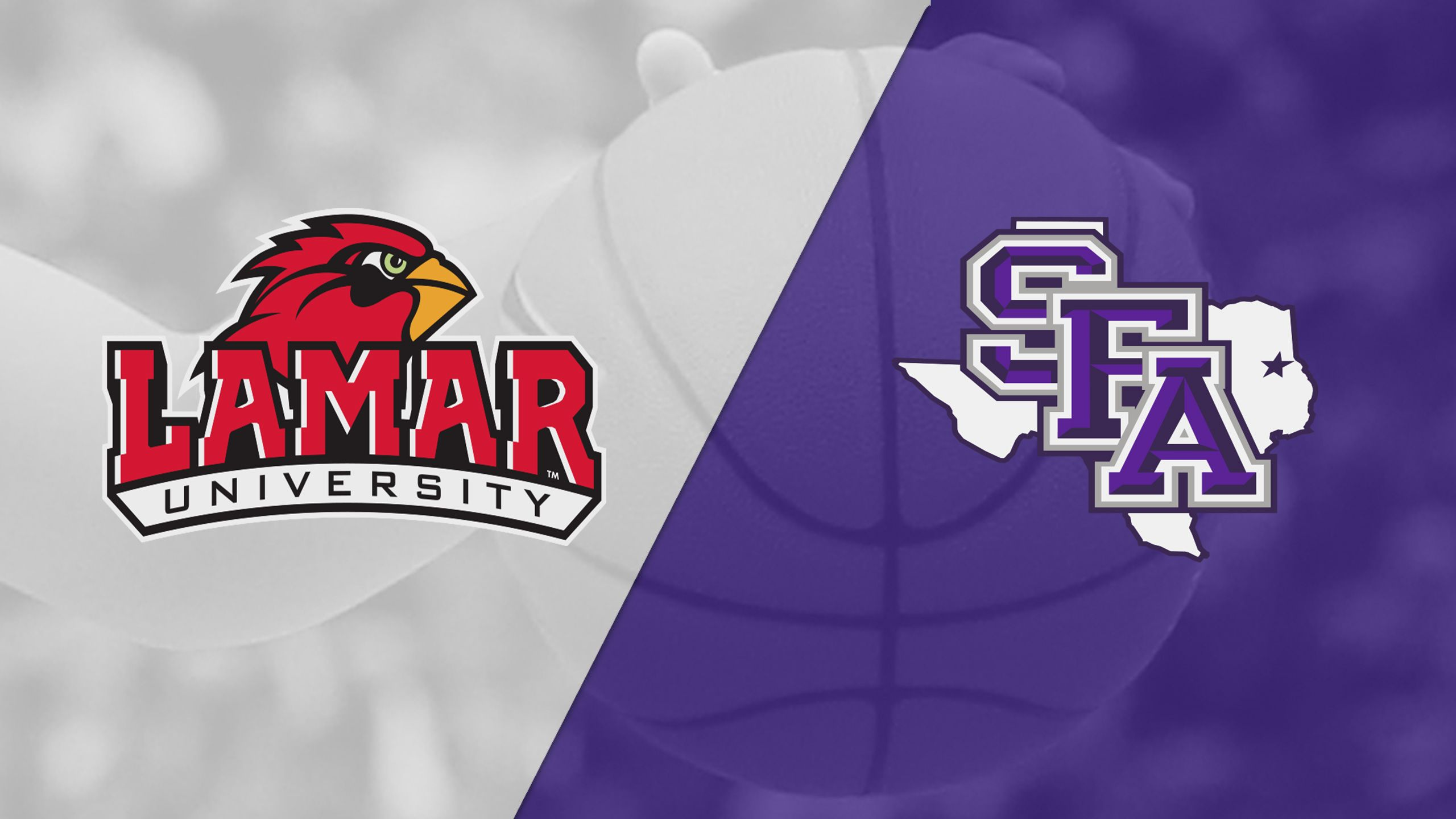 Lamar vs. Stephen F. Austin (W Basketball)