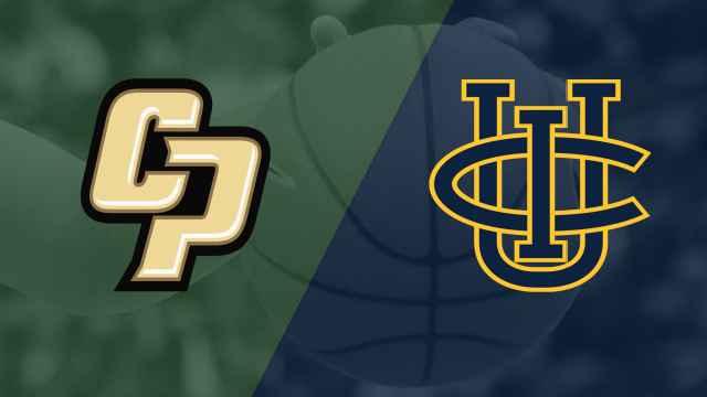 Cal Poly vs. UC Irvine (W Basketball)