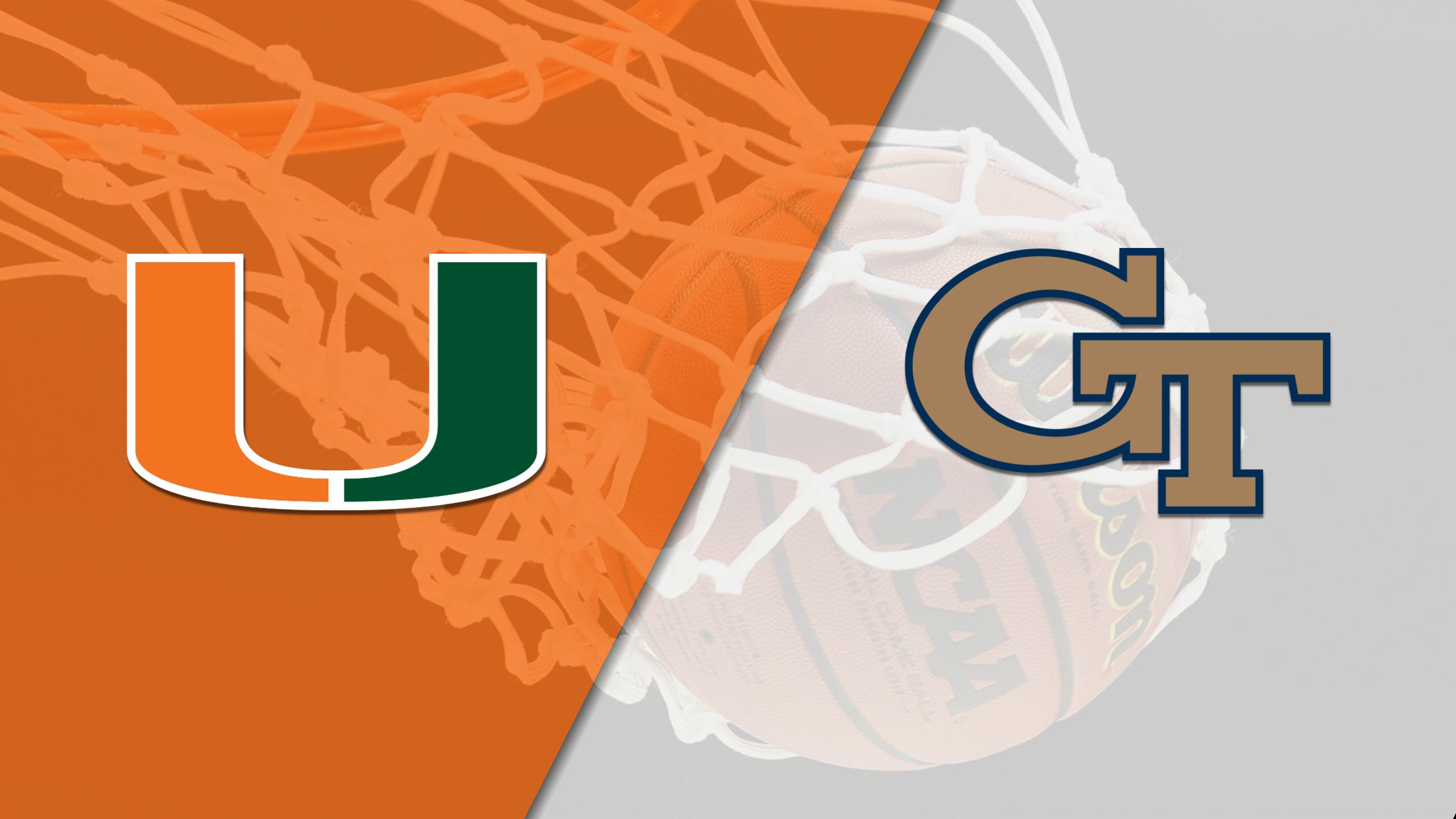 Miami vs. Georgia Tech (W Basketball)