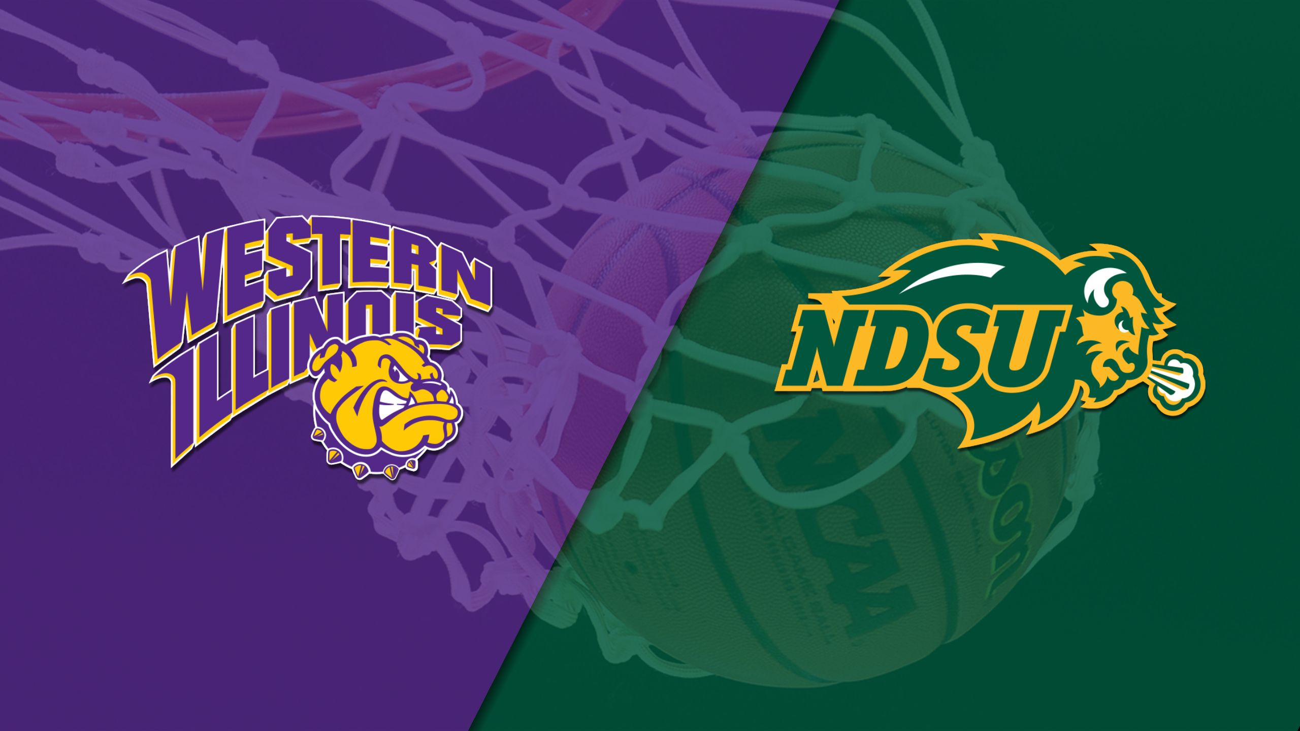 Western Illinois vs. North Dakota State (W Basketball)