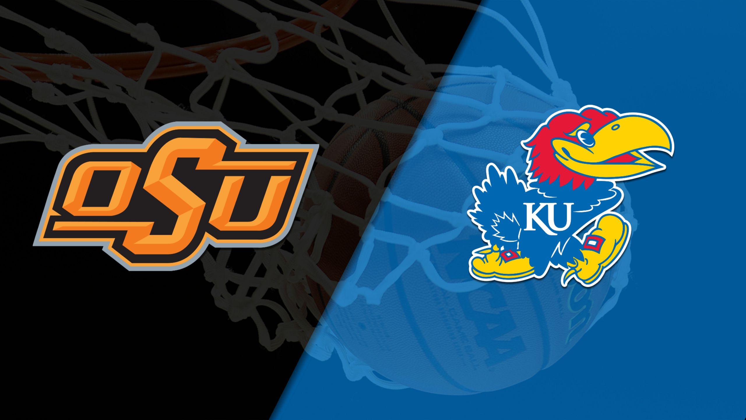 #25 Oklahoma State vs. Kansas (W Basketball)
