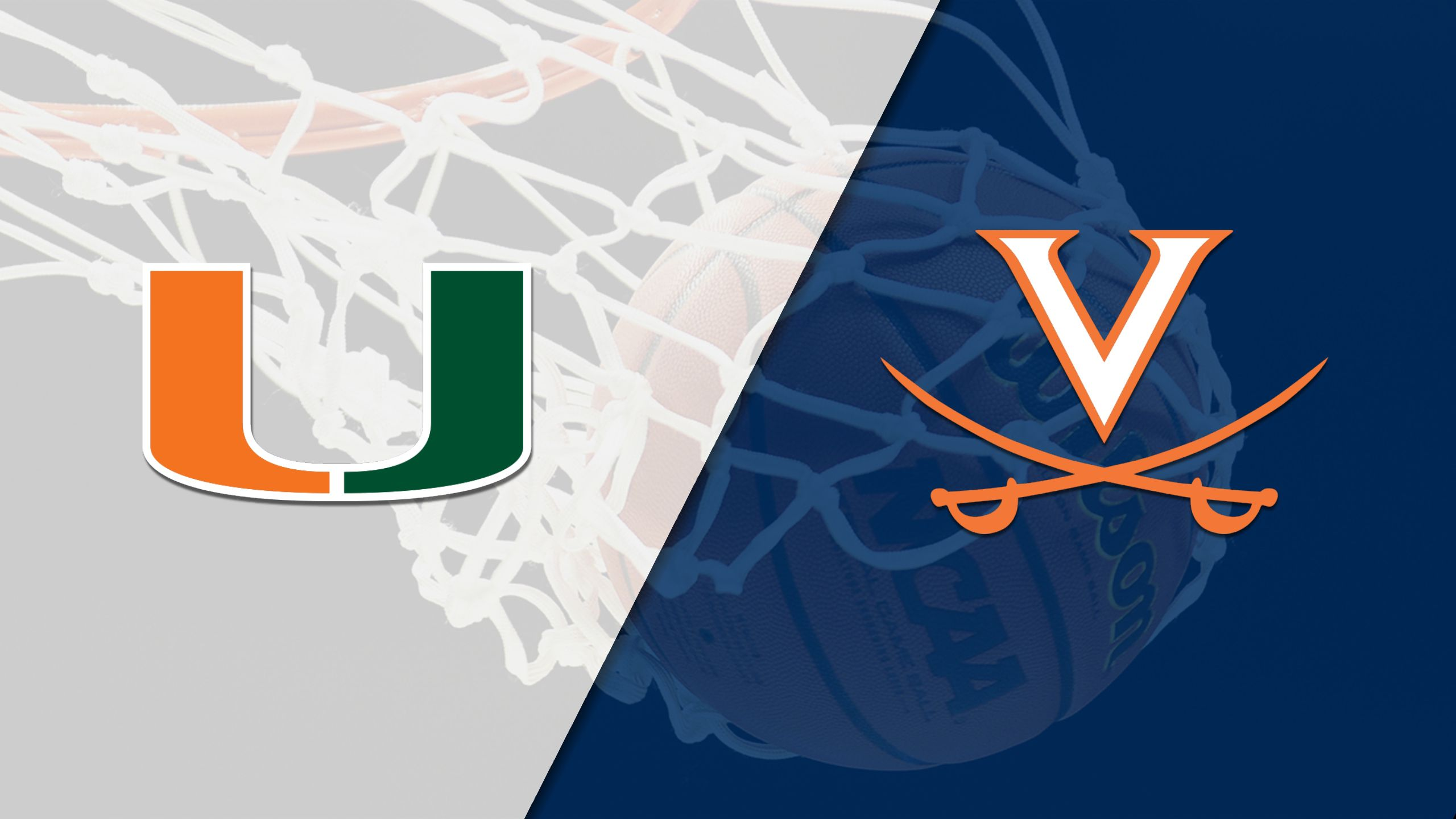 Miami vs. Virginia (W Basketball)