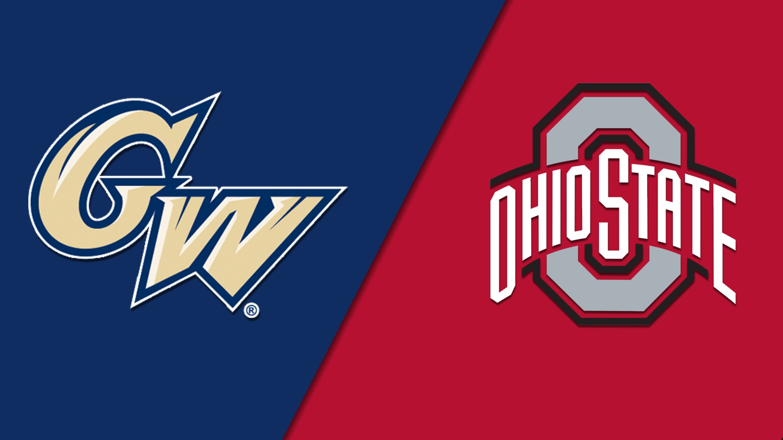 #14 George Washington vs. #3 Ohio State (First Round) (NCAA Women's Basketball Championship)