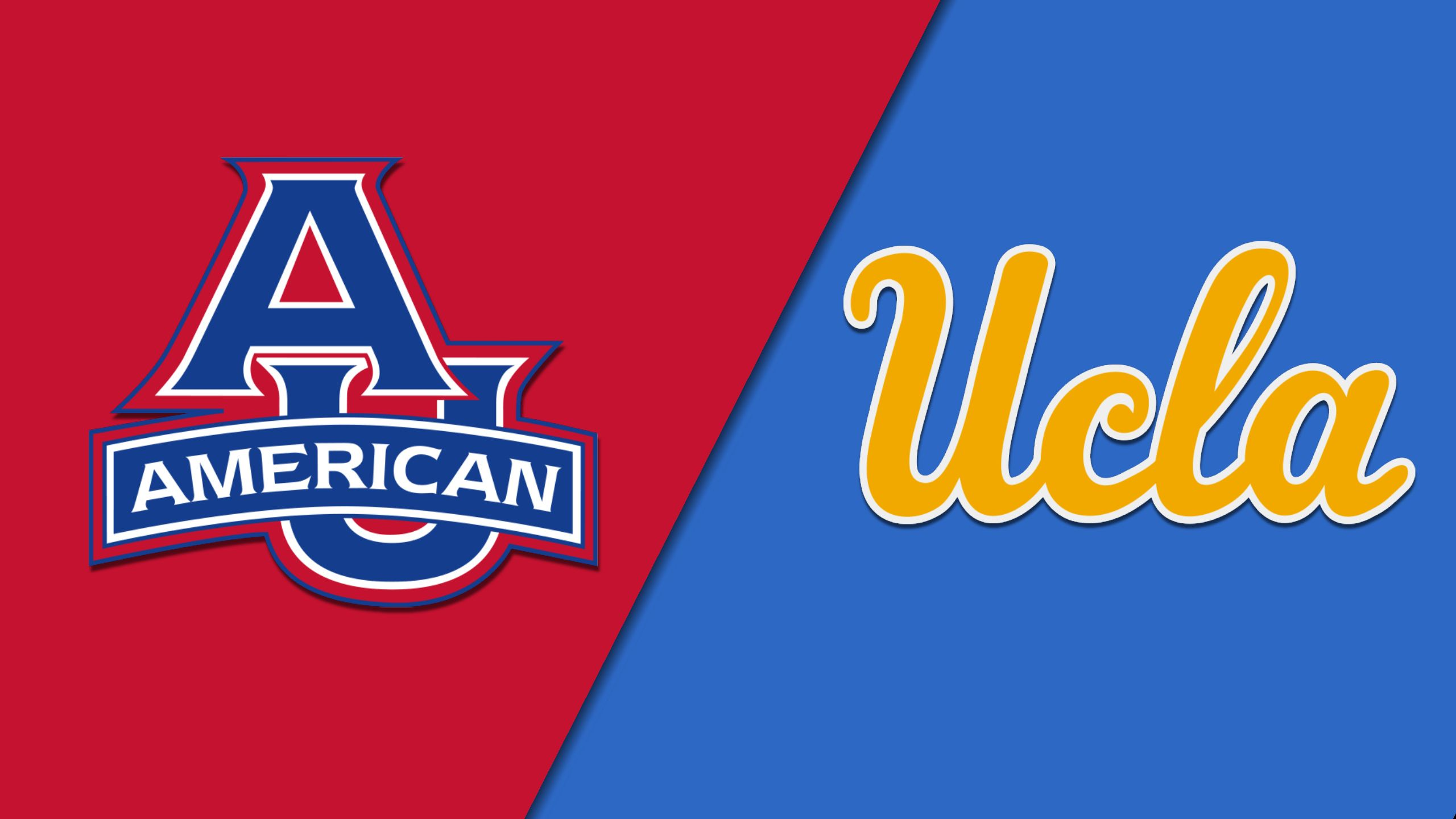 #14 American vs. #3 UCLA (First Round) (NCAA Women's Basketball Championship)
