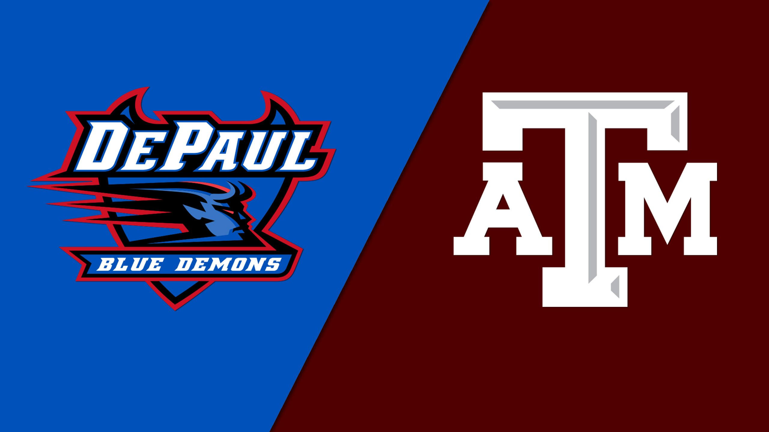 #5 DePaul vs. #4 Texas A&M (Second Round) (NCAA Women's Basketball Championship)