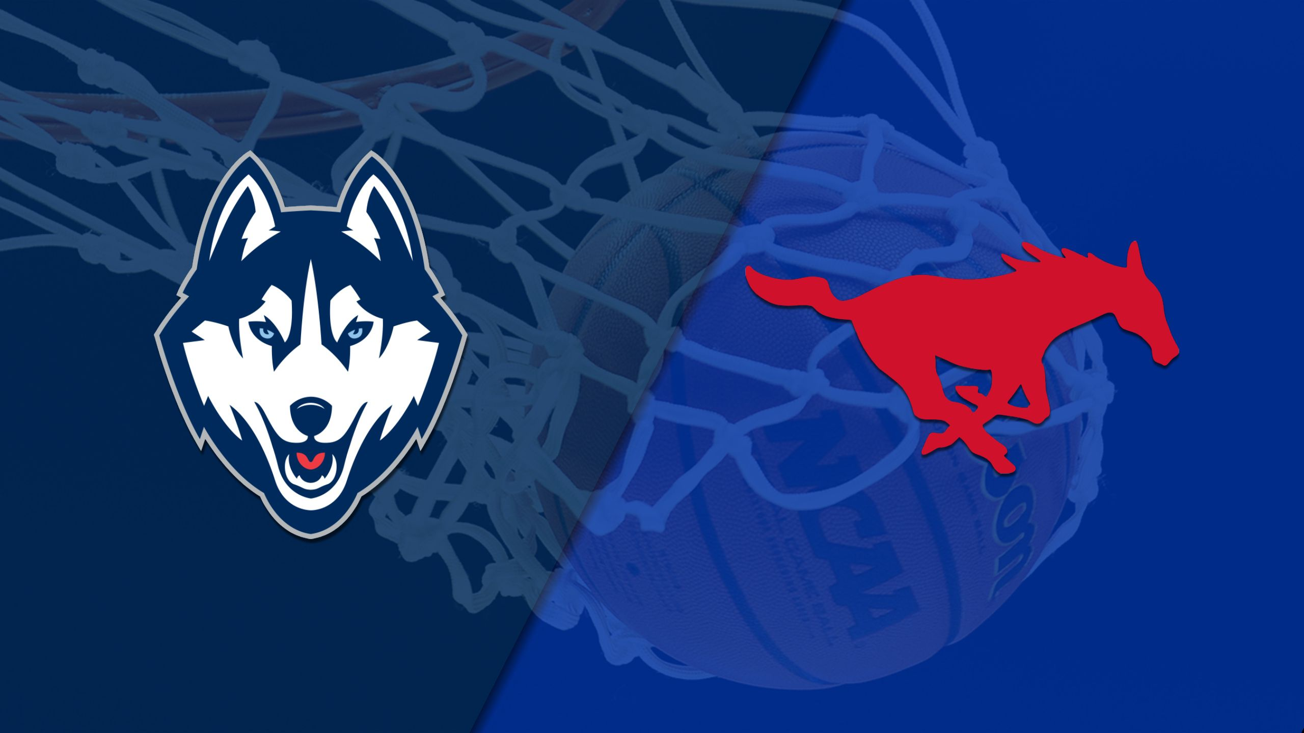 #1 Connecticut vs. SMU (W Basketball)