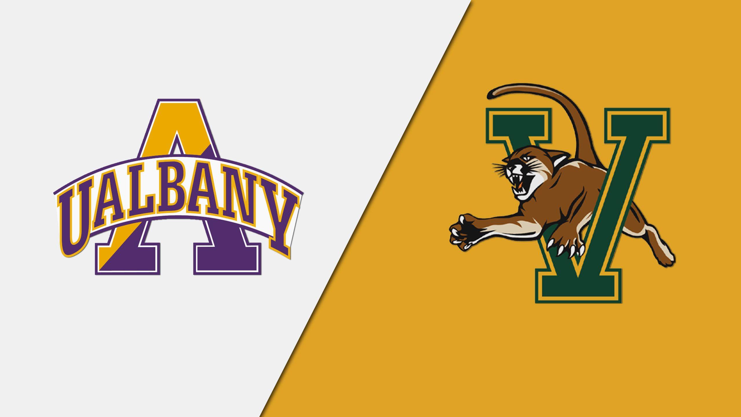 Albany vs. Vermont (Quarterfinal #3) (America East Women's Basketball Championship)