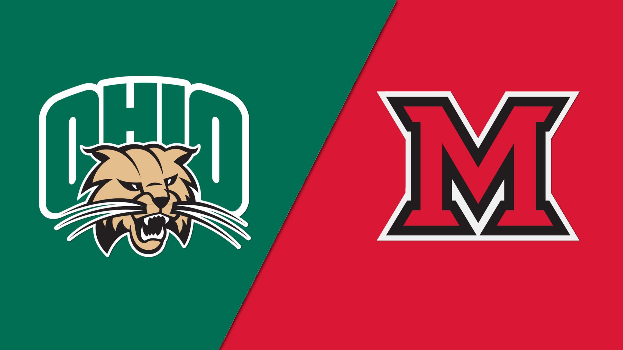 Ohio vs. Miami (OH) (Quarterfinal #2) (MAC Women's Basketball Tournament)