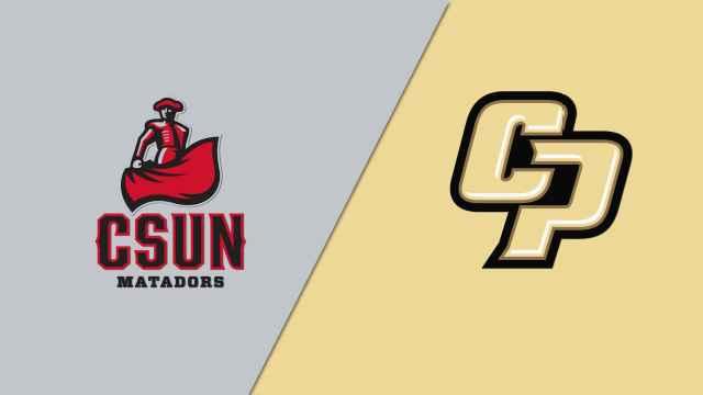 CSU Northridge vs. Cal Poly (Semifinal #2) (Big West Conference Women's Basketball Tournament)