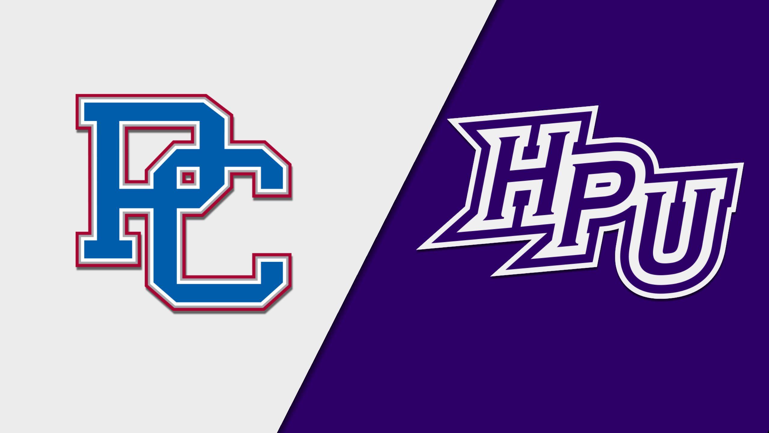 Presbyterian vs. High Point (Quarterfinal #2) (Big South Women's Basketball Championship)