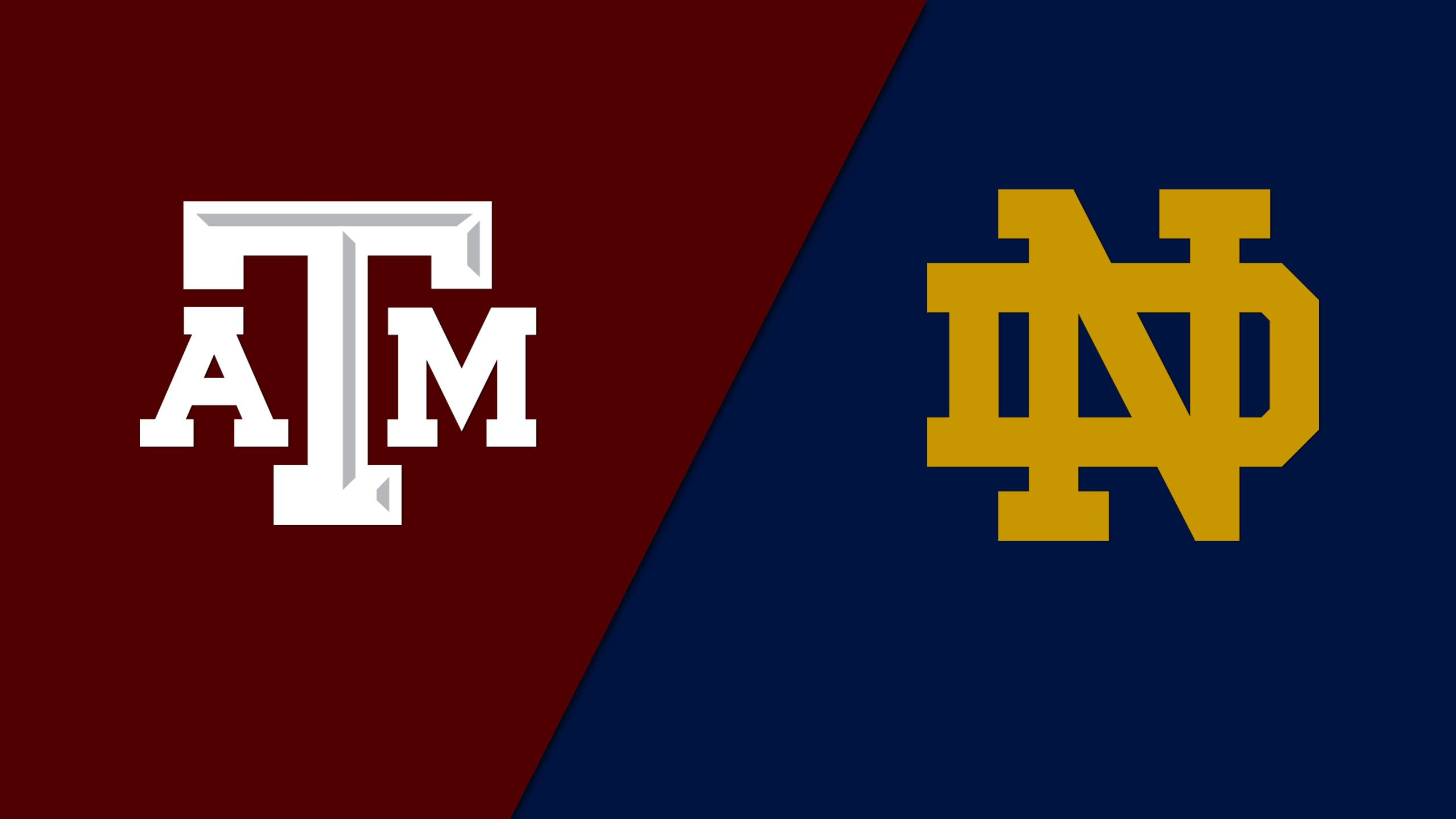 #4 Texas A&M vs. #1 Notre Dame (Regional Semifinal) (NCAA Women's Basketball Championship)
