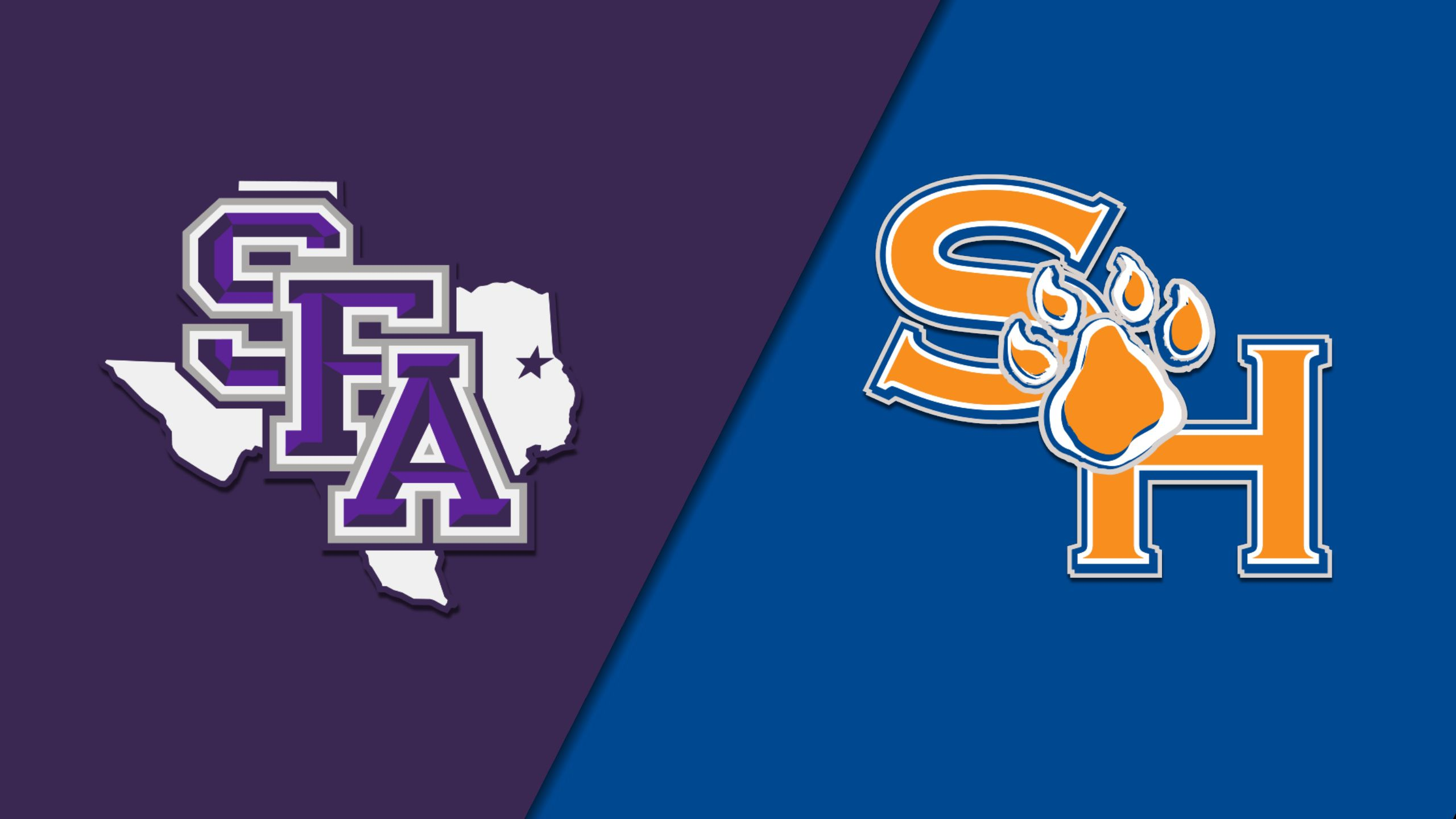 Stephen F. Austin vs. Sam Houston State (W Basketball)