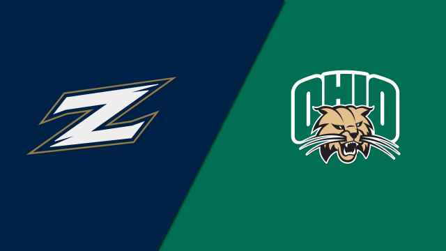 Akron vs. Ohio (First Round, Game 2) (MAC Women's Basketball Tournament)