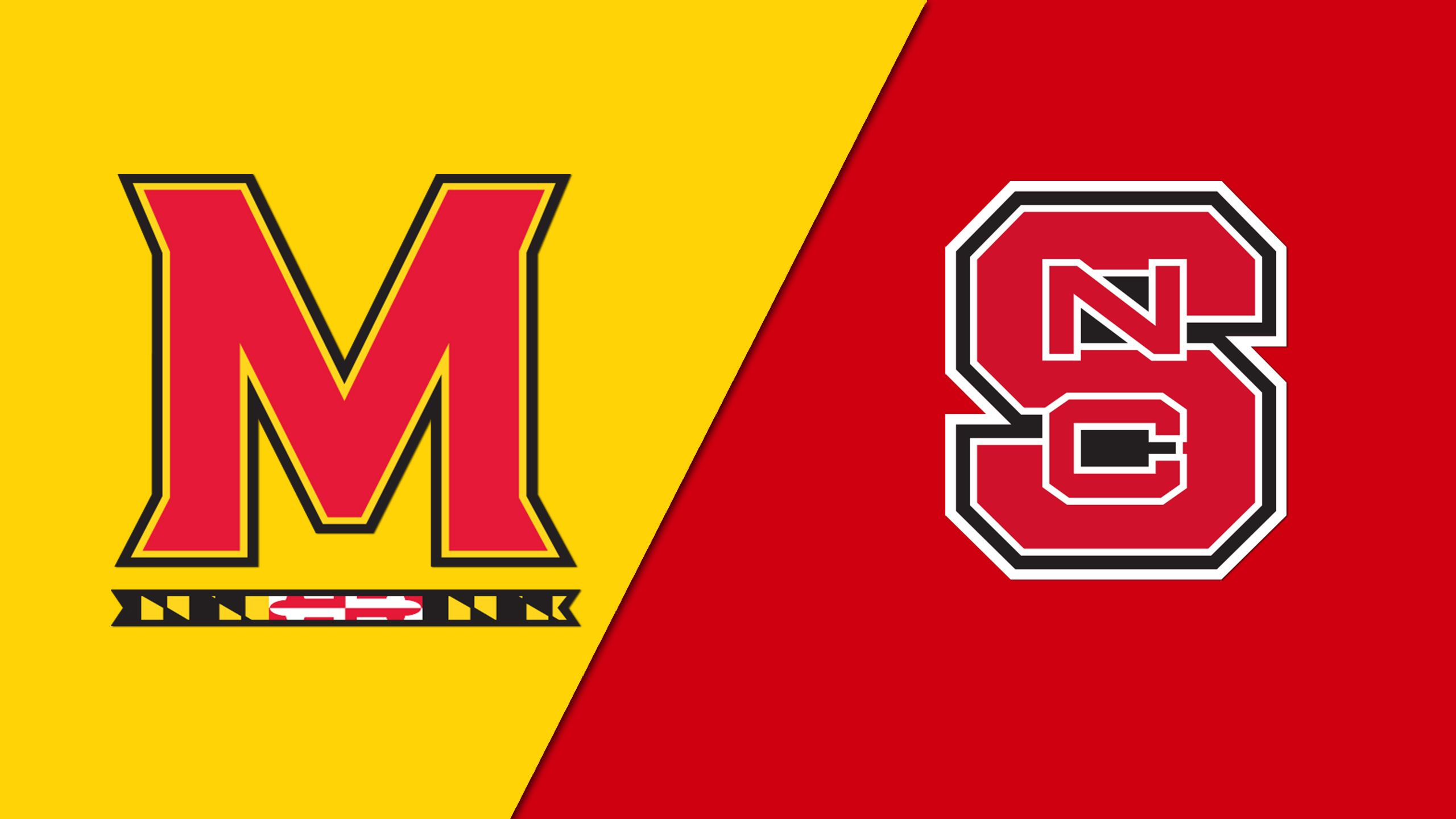 #5 Maryland vs. #4 NC State (Second Round) (NCAA Women's Basketball Championship)