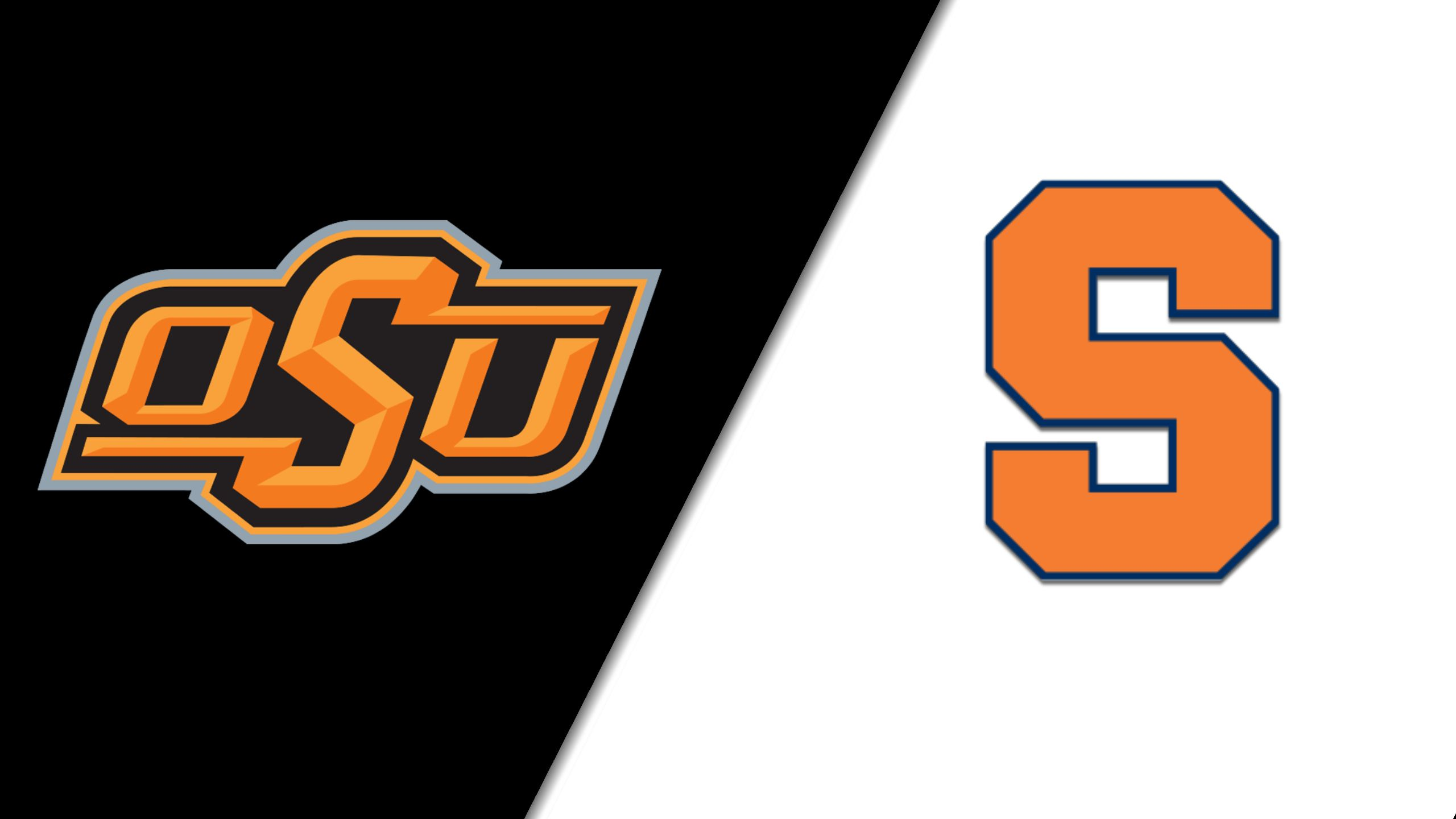 #9 Oklahoma State vs. #8 Syracuse (First Round) (NCAA Women's Basketball Championship)