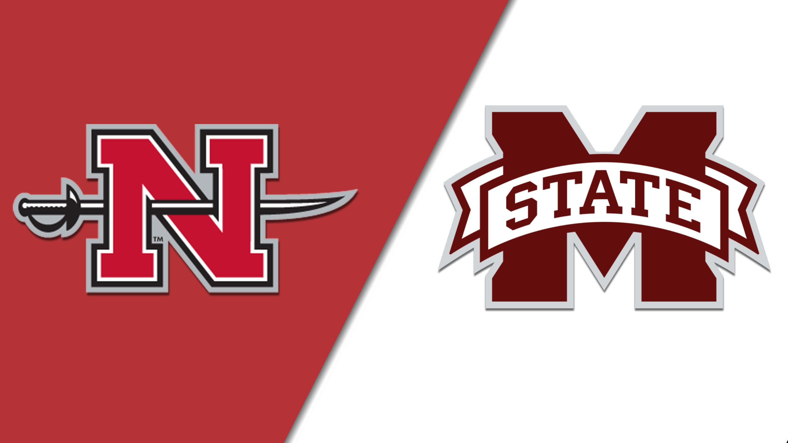 #16 Nicholls vs. #1 Mississippi State (First Round) (NCAA Women's Basketball Championship)