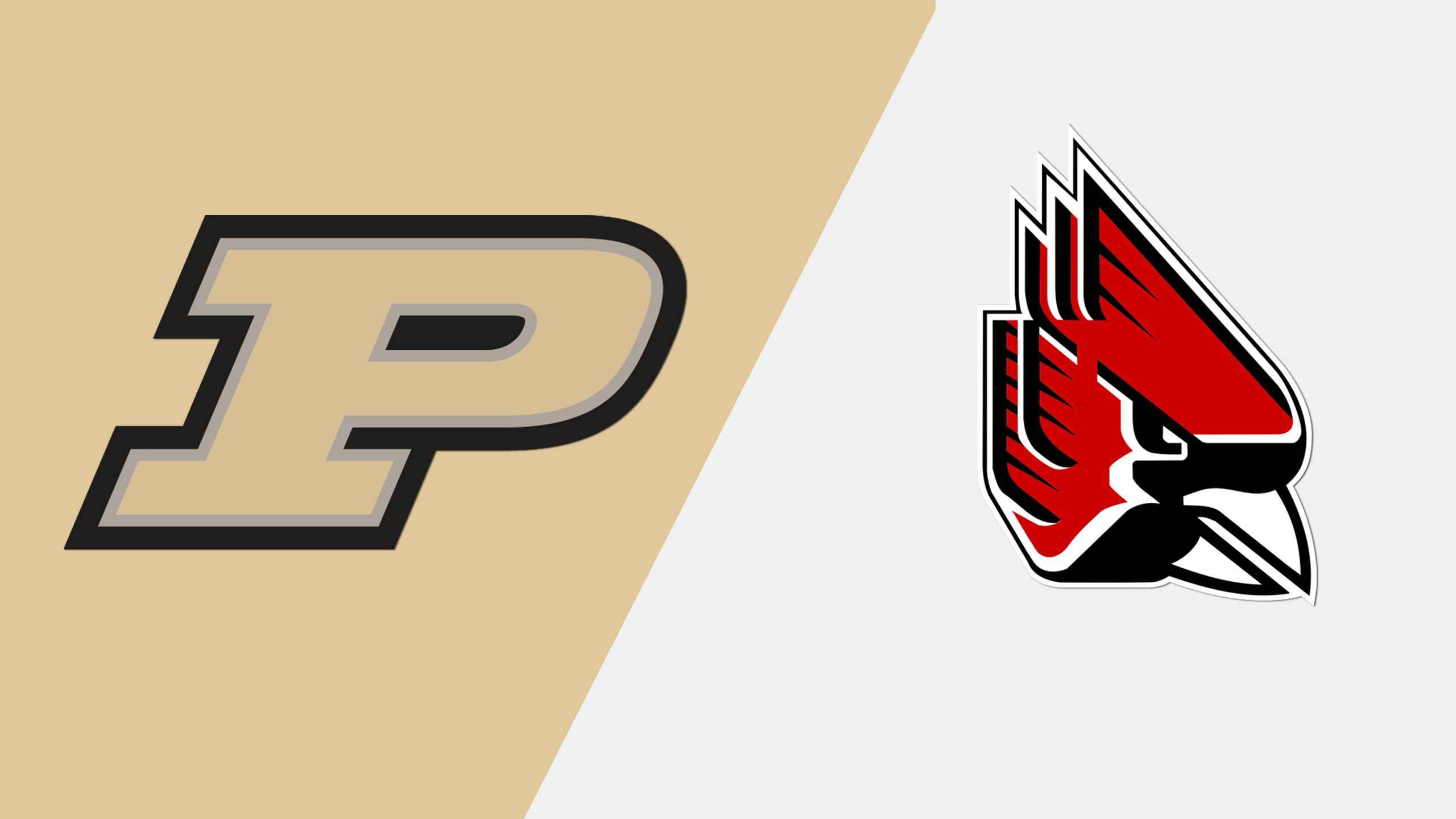 Purdue vs. Ball State (Second Round) (WNIT)