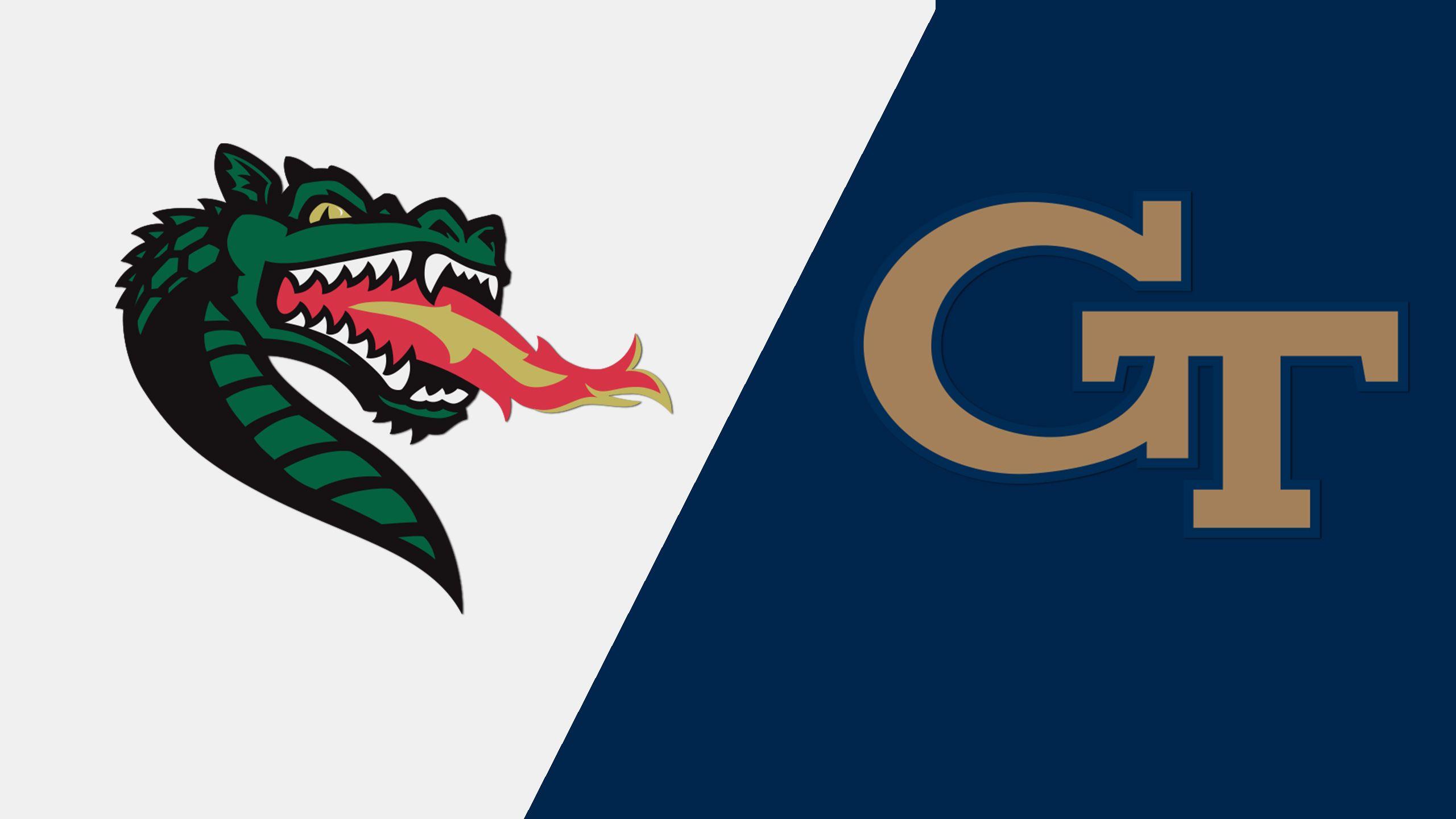 UAB vs. Georgia Tech (Second Round) (WNIT)