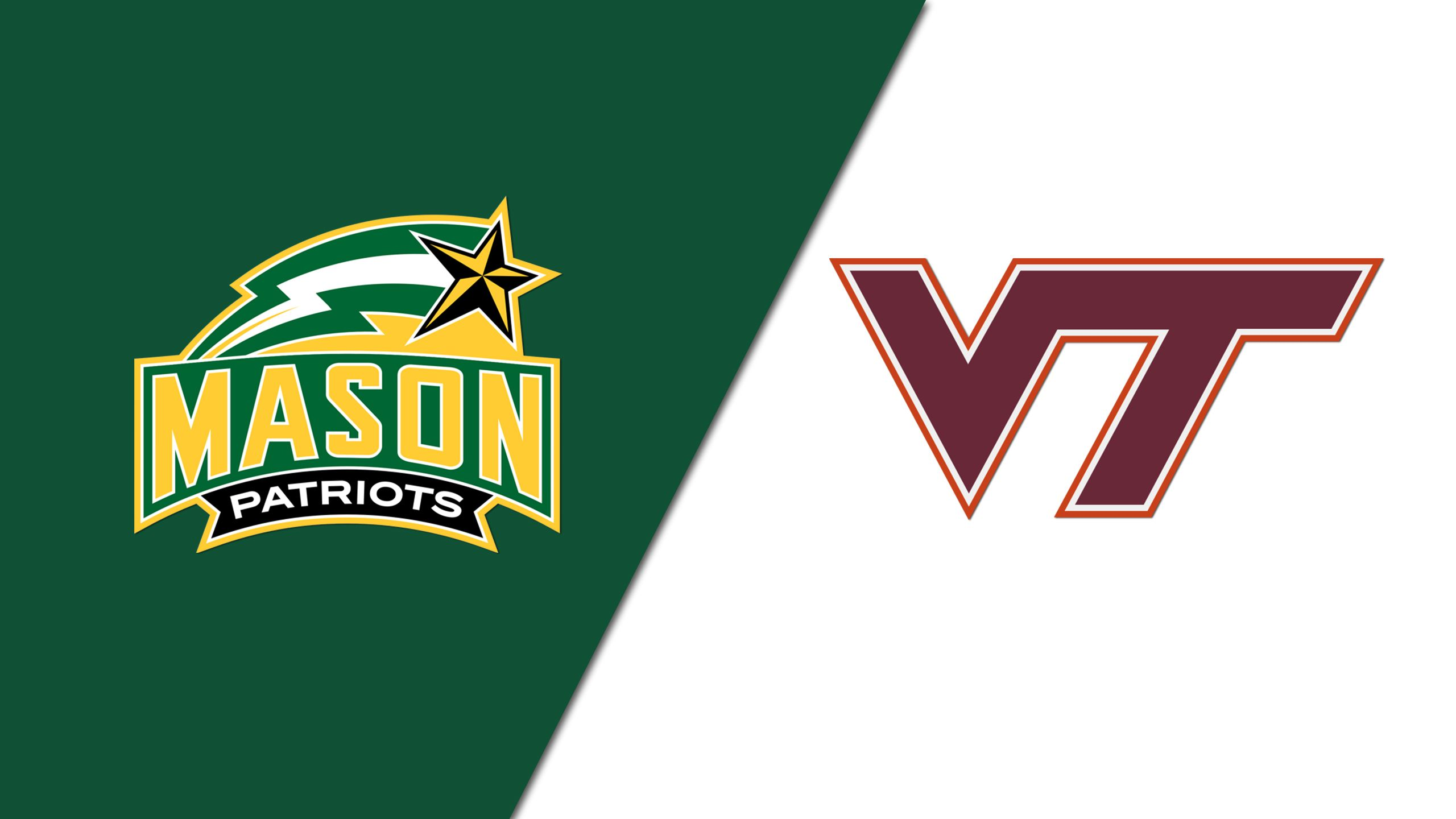 George Mason vs. Virginia Tech (Second Round) (WNIT)