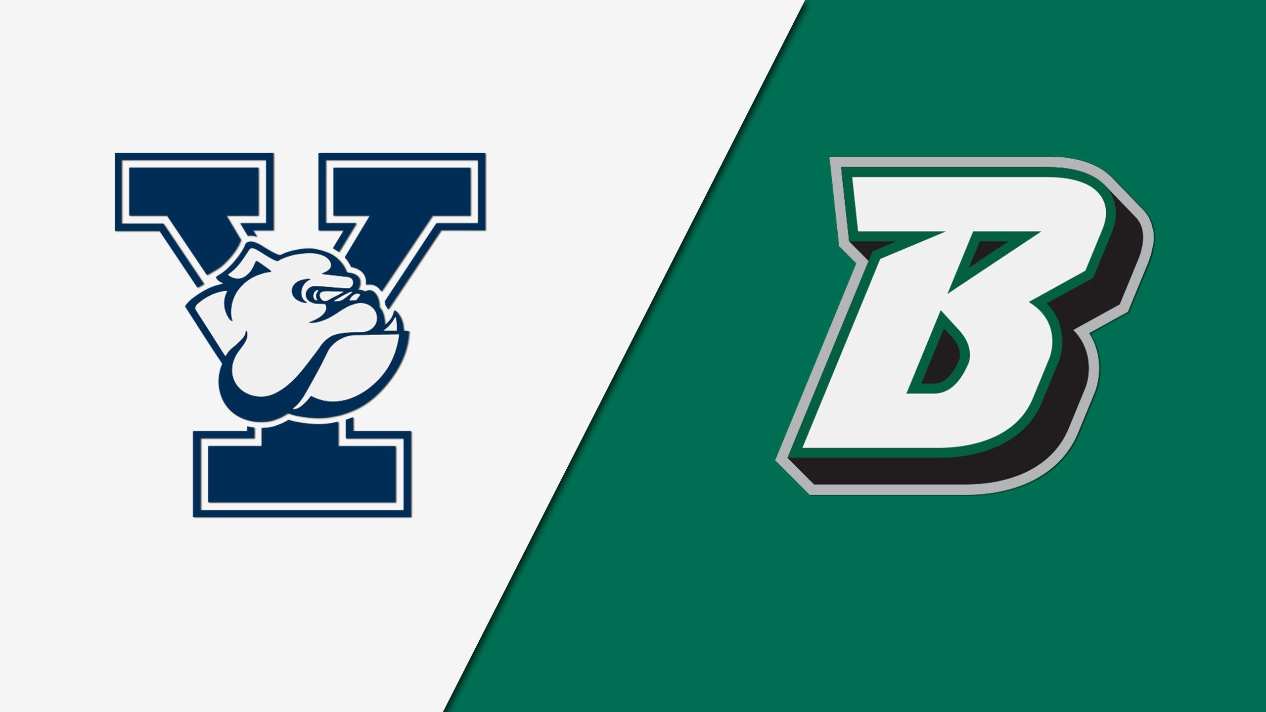 Yale vs. Binghamton (Quarterfinal) (WBI)