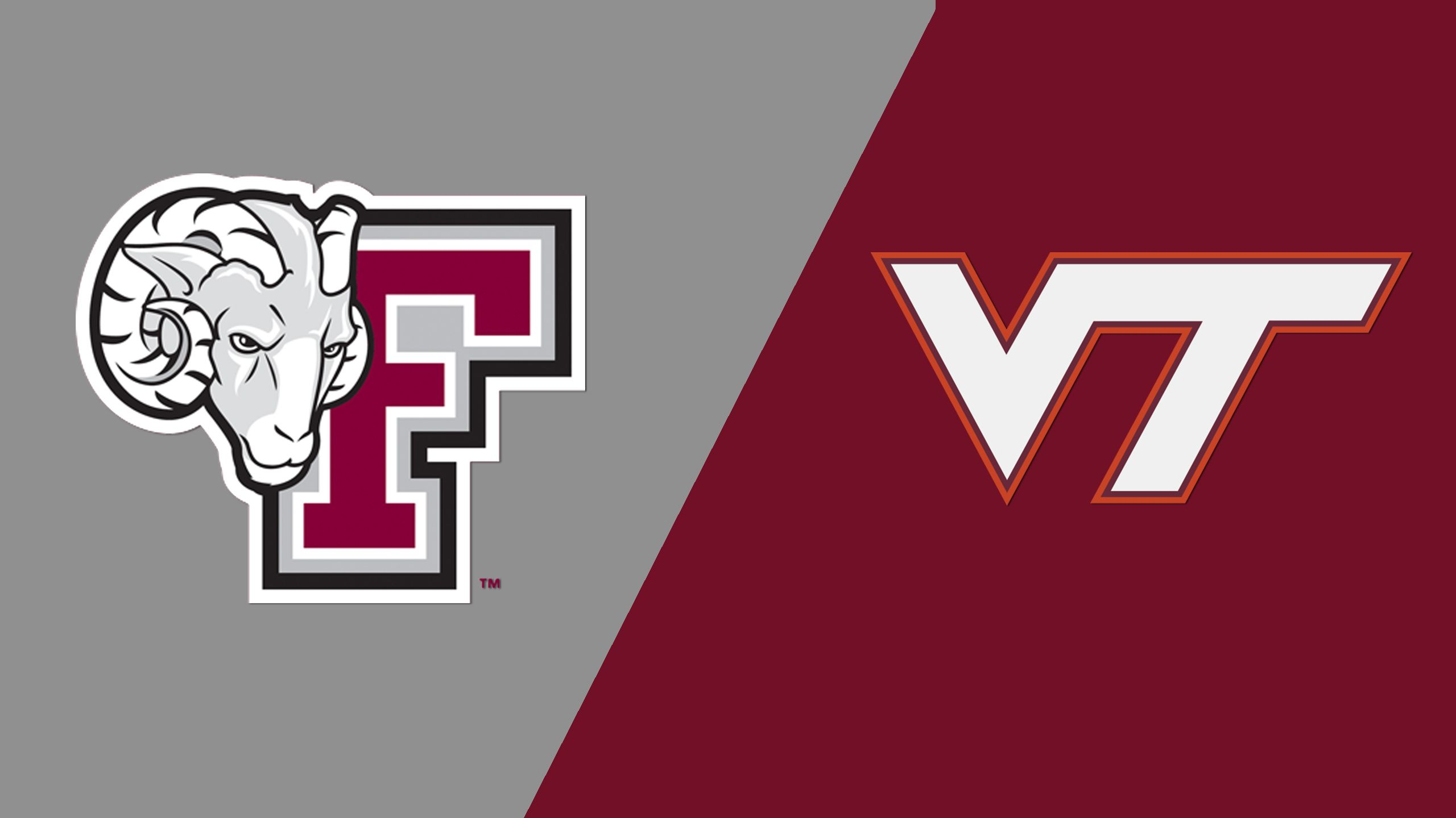 Fordham vs. Virginia Tech (Third Round) (WNIT)
