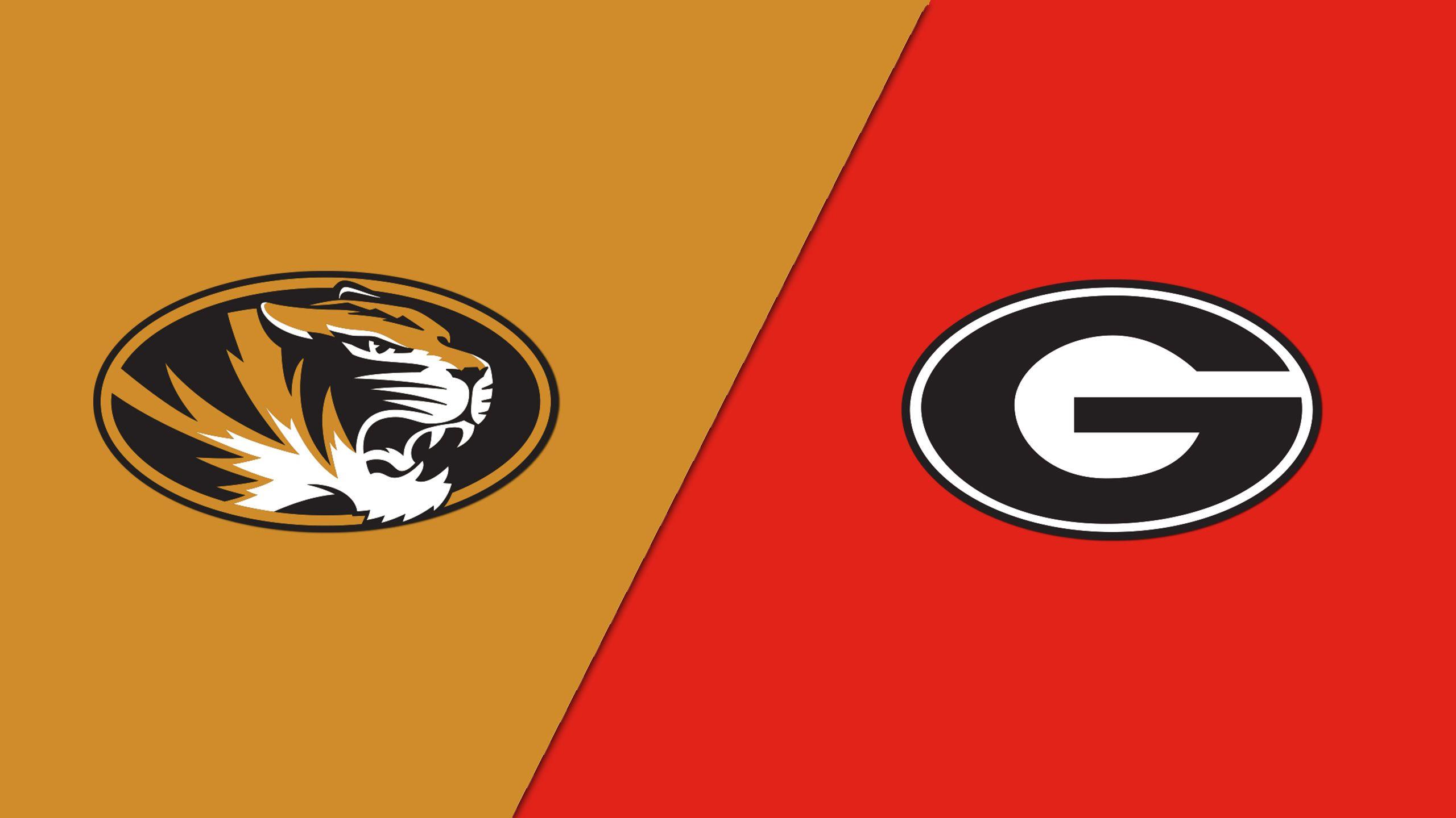 #16 Missouri vs. #18 Georgia (Quarterfinal #4) (re-air)