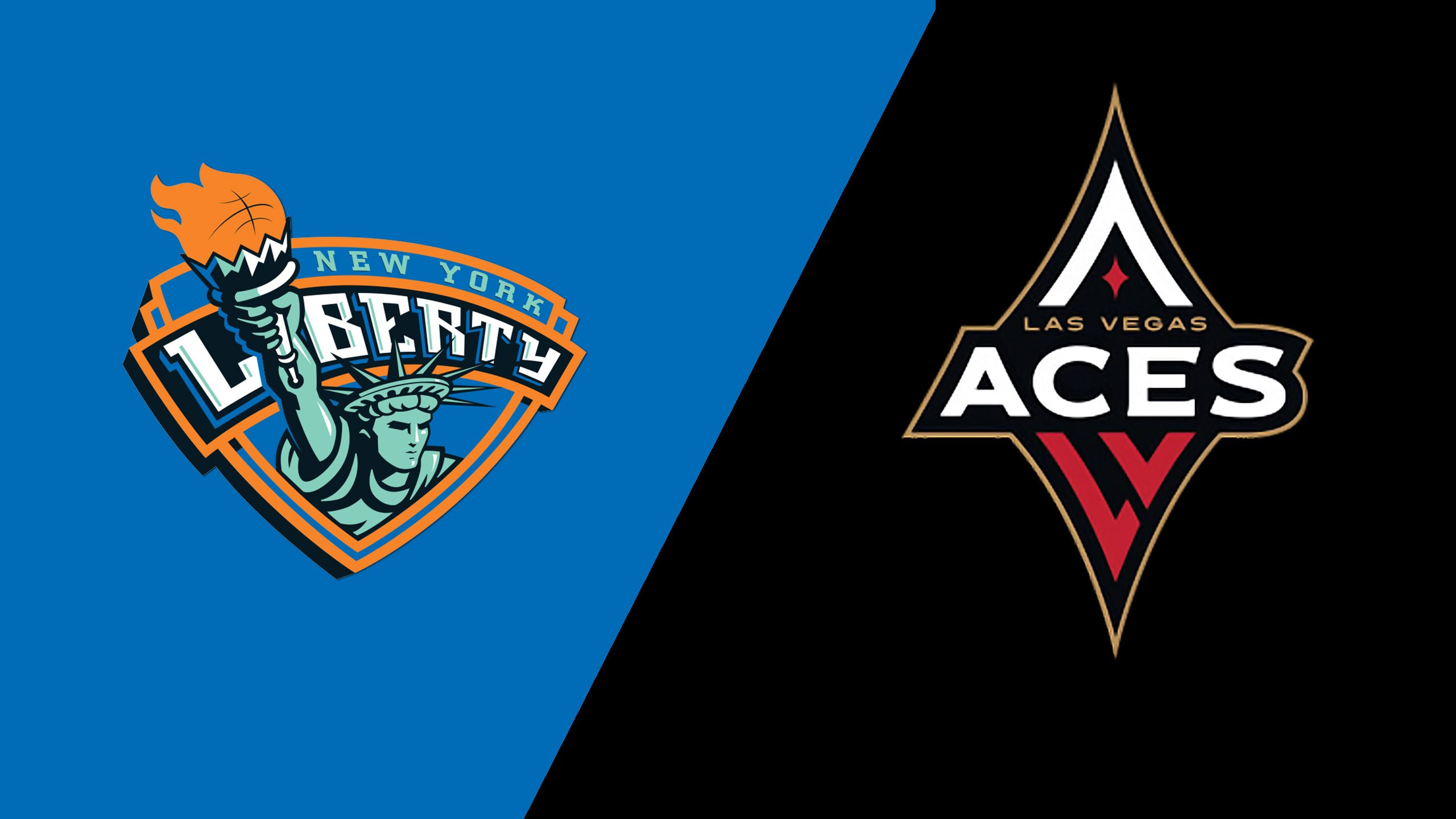 New York Liberty vs. Las Vegas Aces