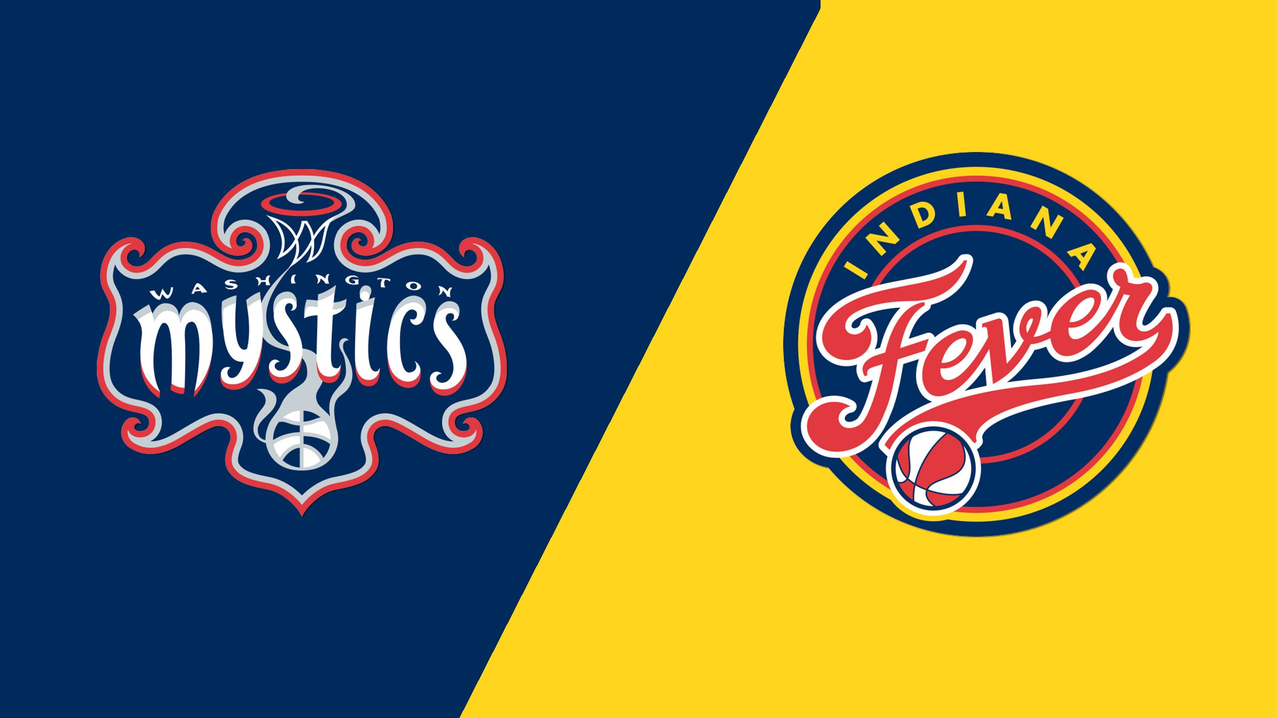 Washington Mystics vs. Indiana Fever