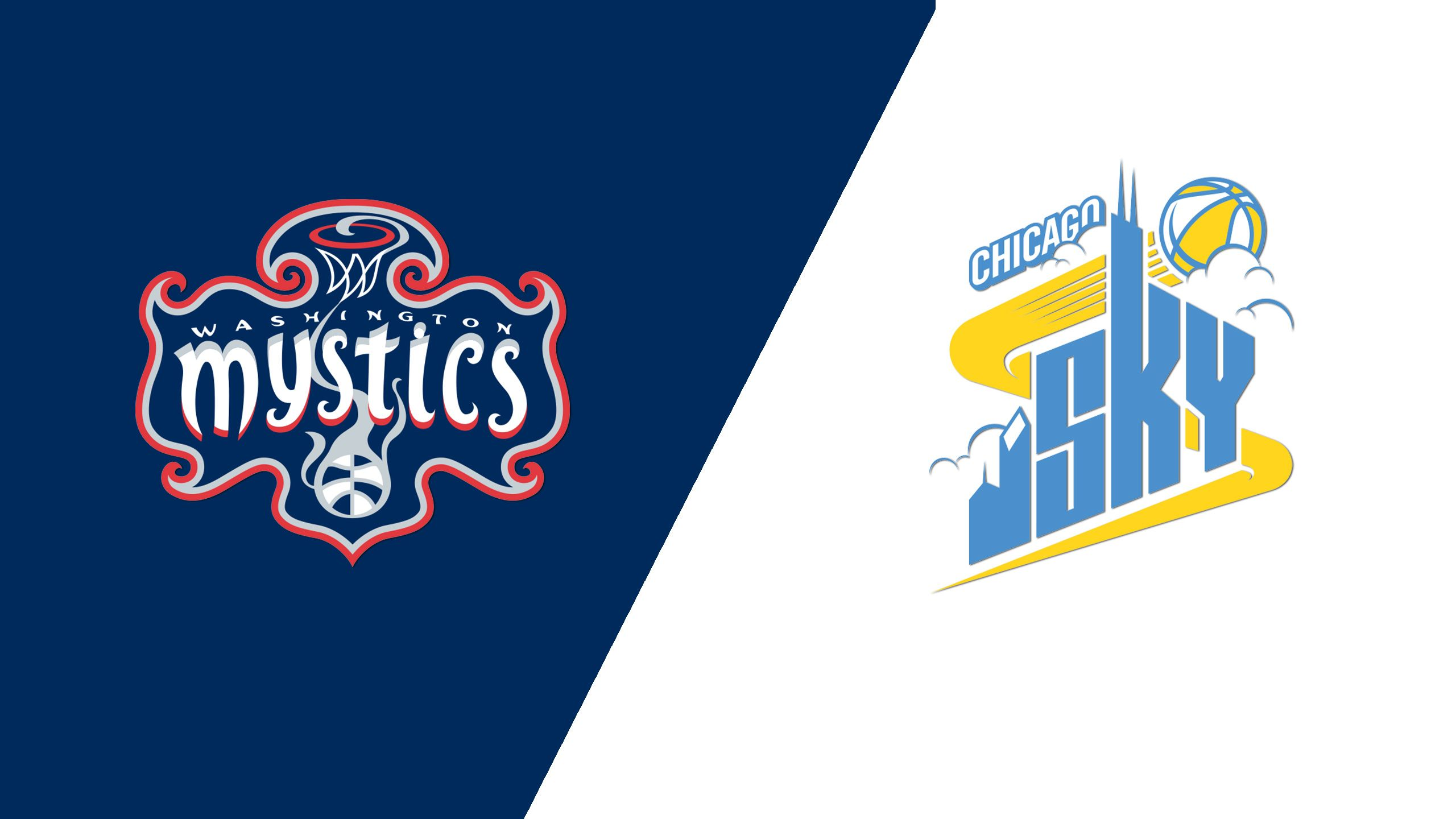 Washington Mystics vs. Chicago Sky