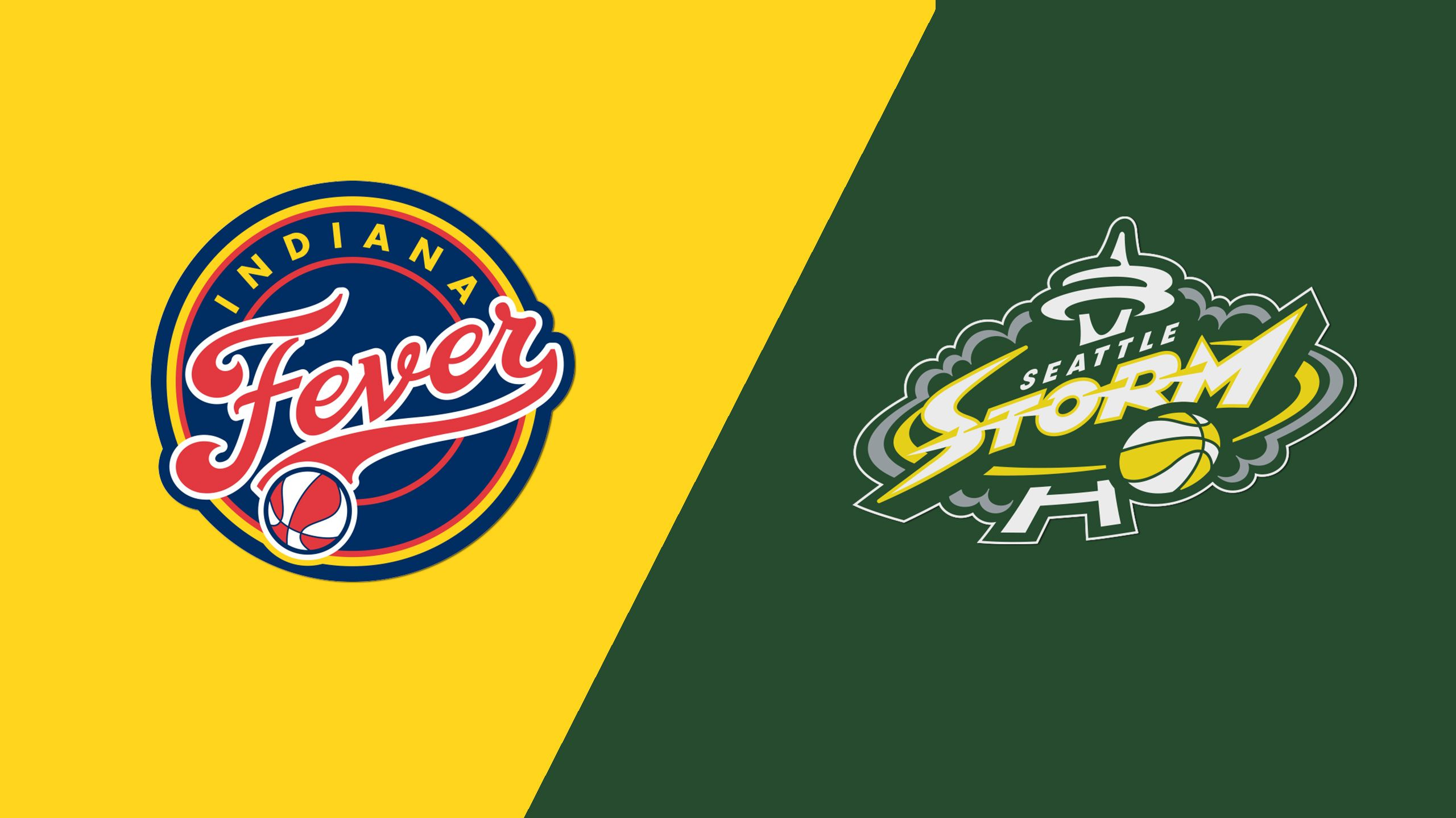 Indiana Fever vs. Seattle Storm