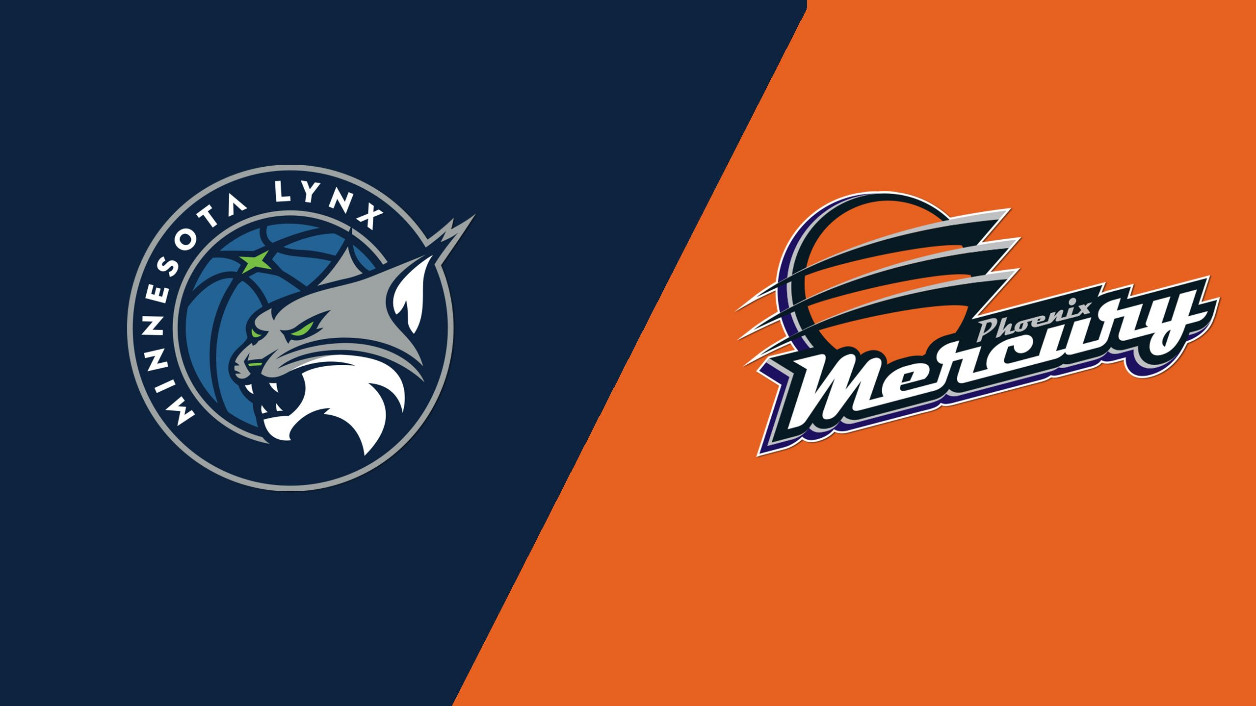 Minnesota Lynx vs. Phoenix Mercury