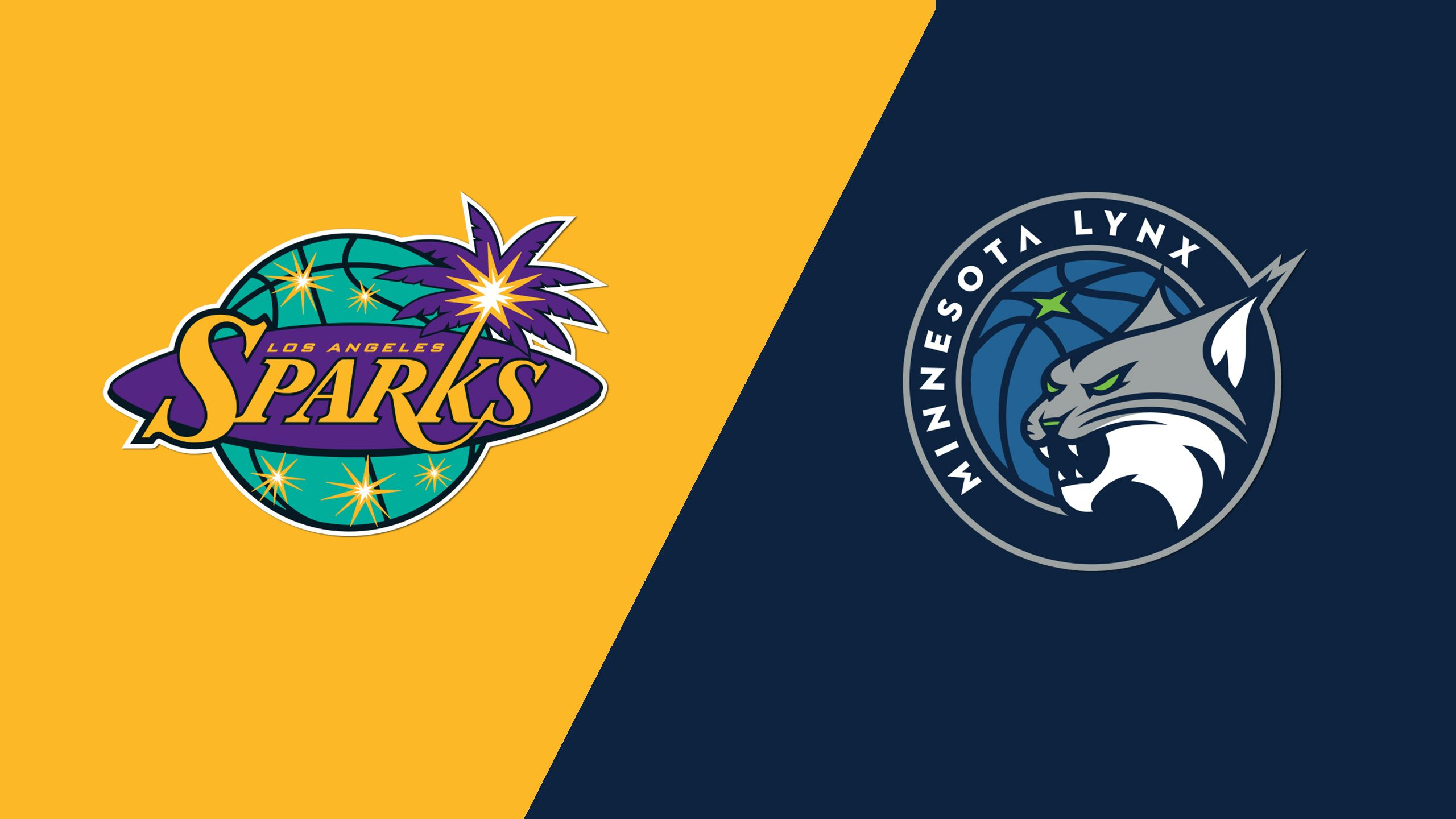 Los Angeles Sparks vs. Minnesota Lynx