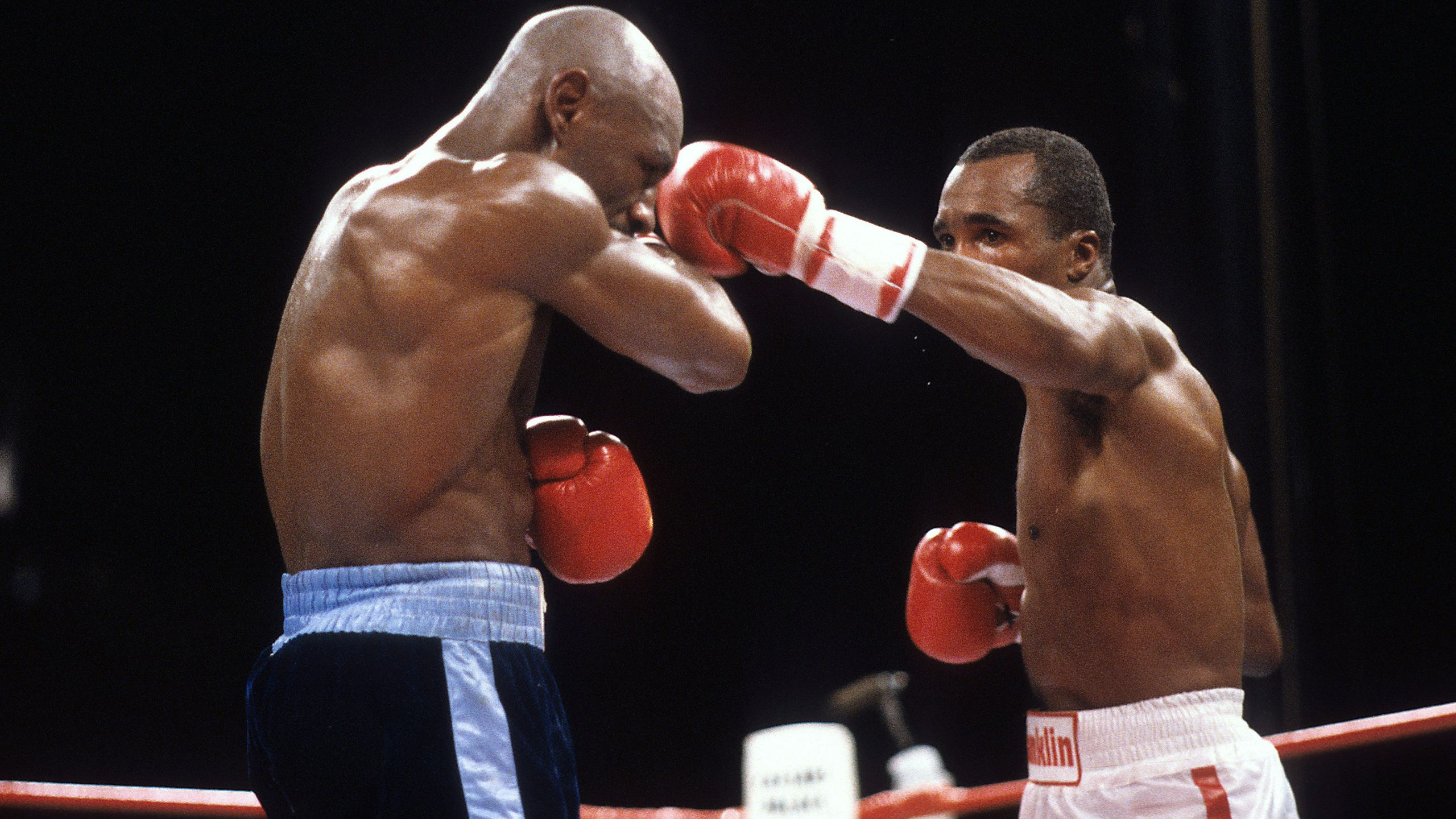 Marvin Hagler vs. Ray Leonard (re-air)
