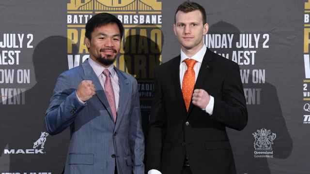 Pacquiao vs. Horn Official Weigh-In