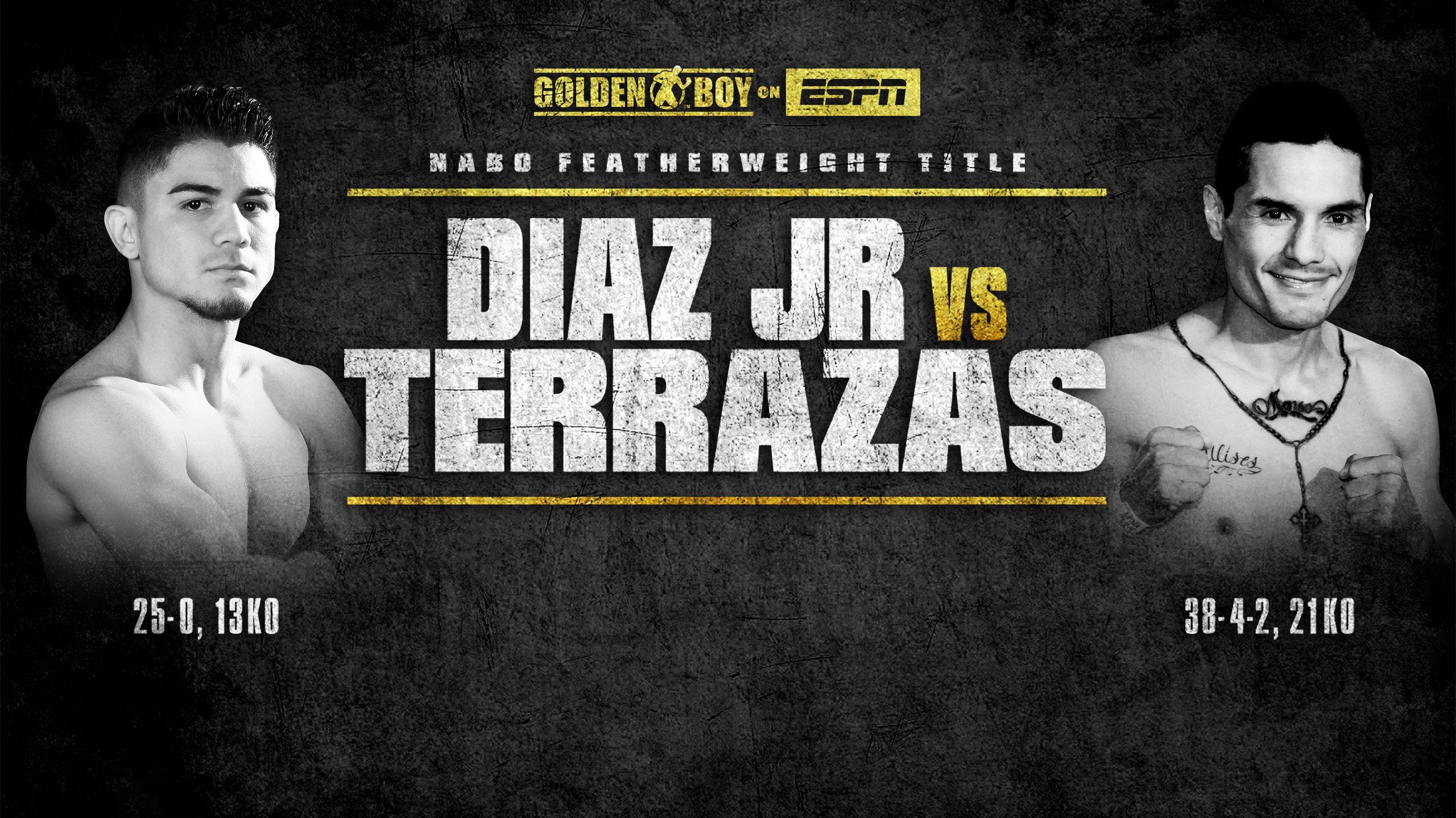 Joseph Diaz Jr. vs. Victor Terrazas